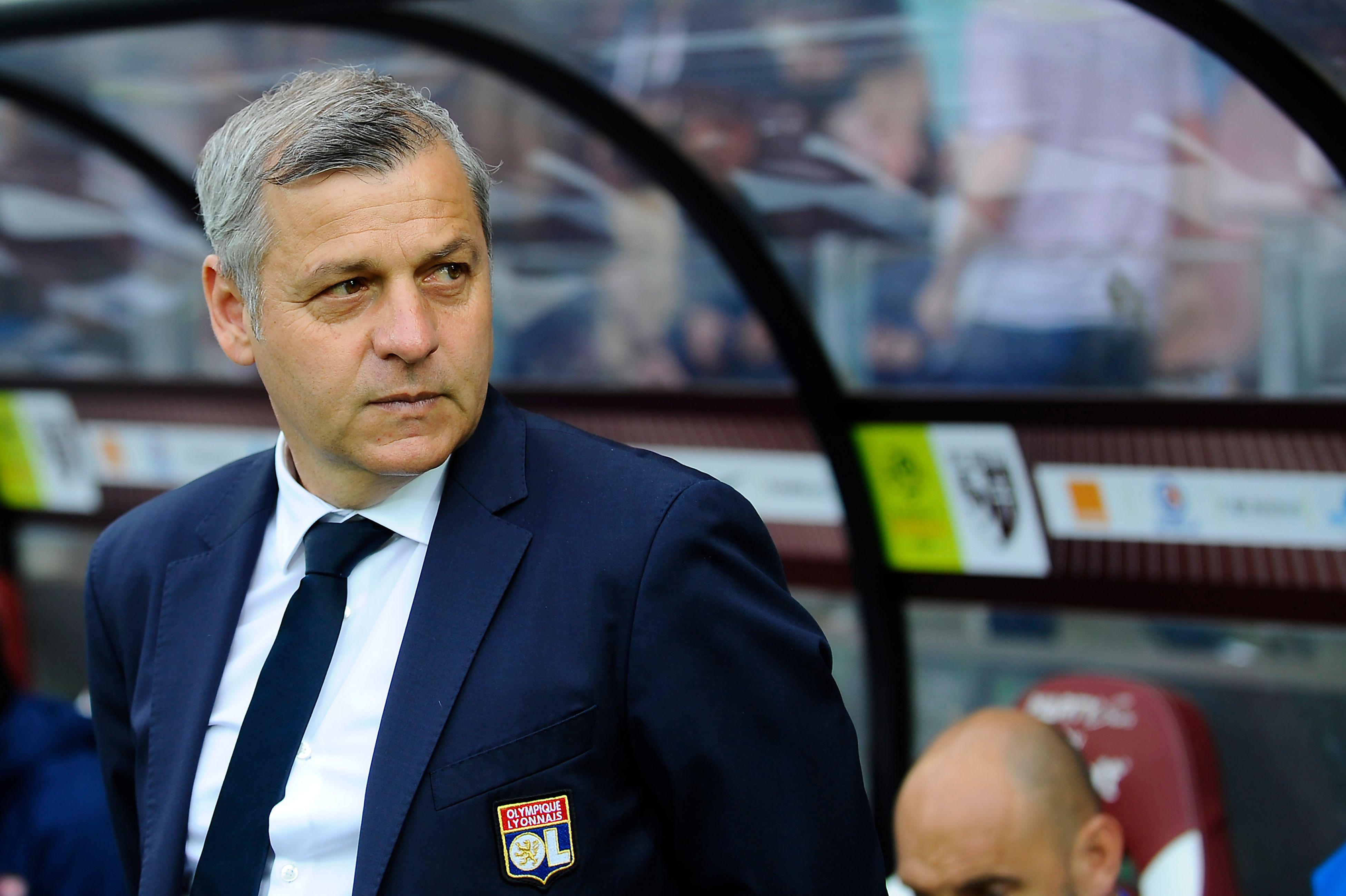 Football - Ligue 1 - Genesio : «Se focaliser sur la troisième place et la lutte avec Marseille»
