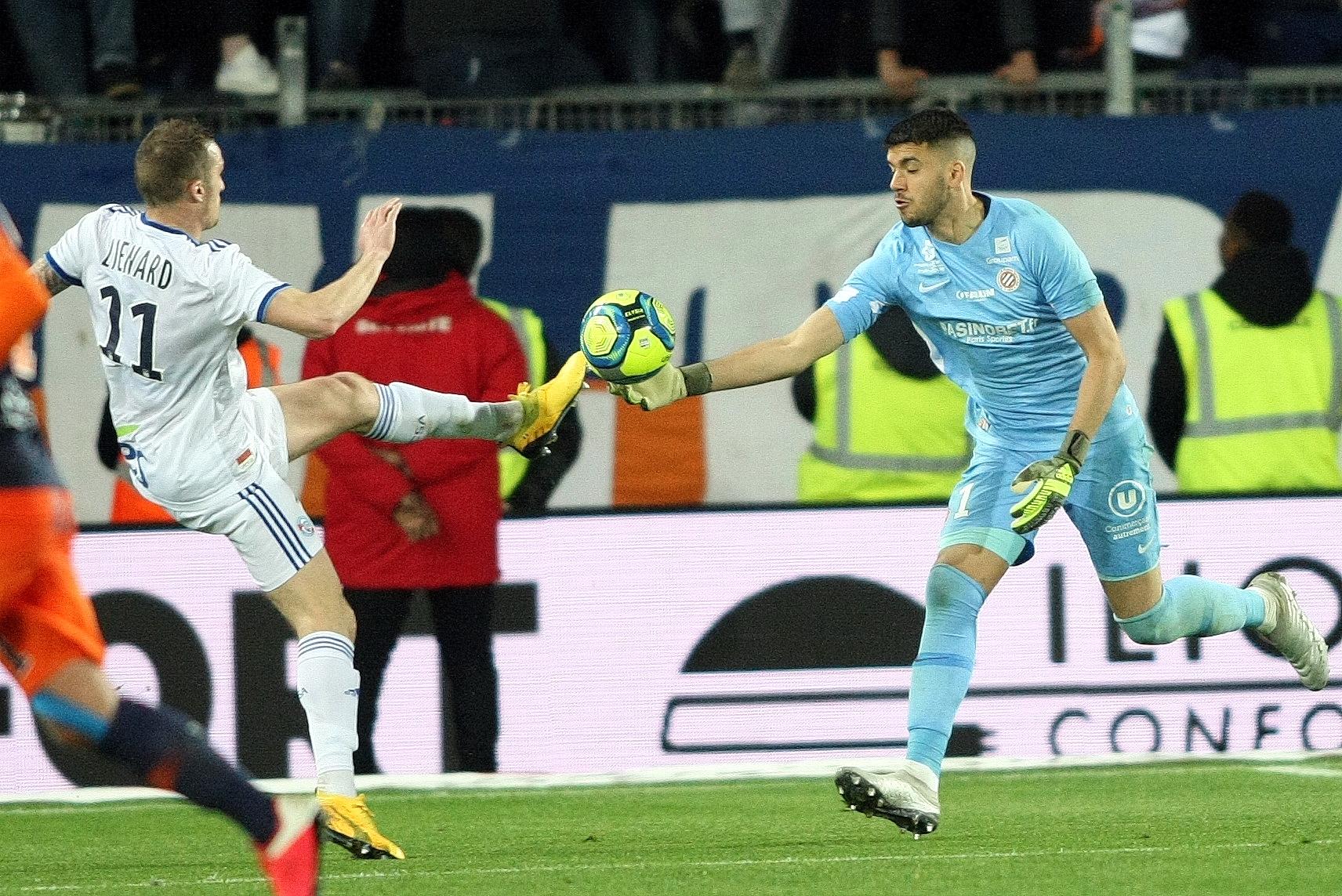 Football - Ligue 1 - Géronimo Rulli, le pari réussi de Montpellier