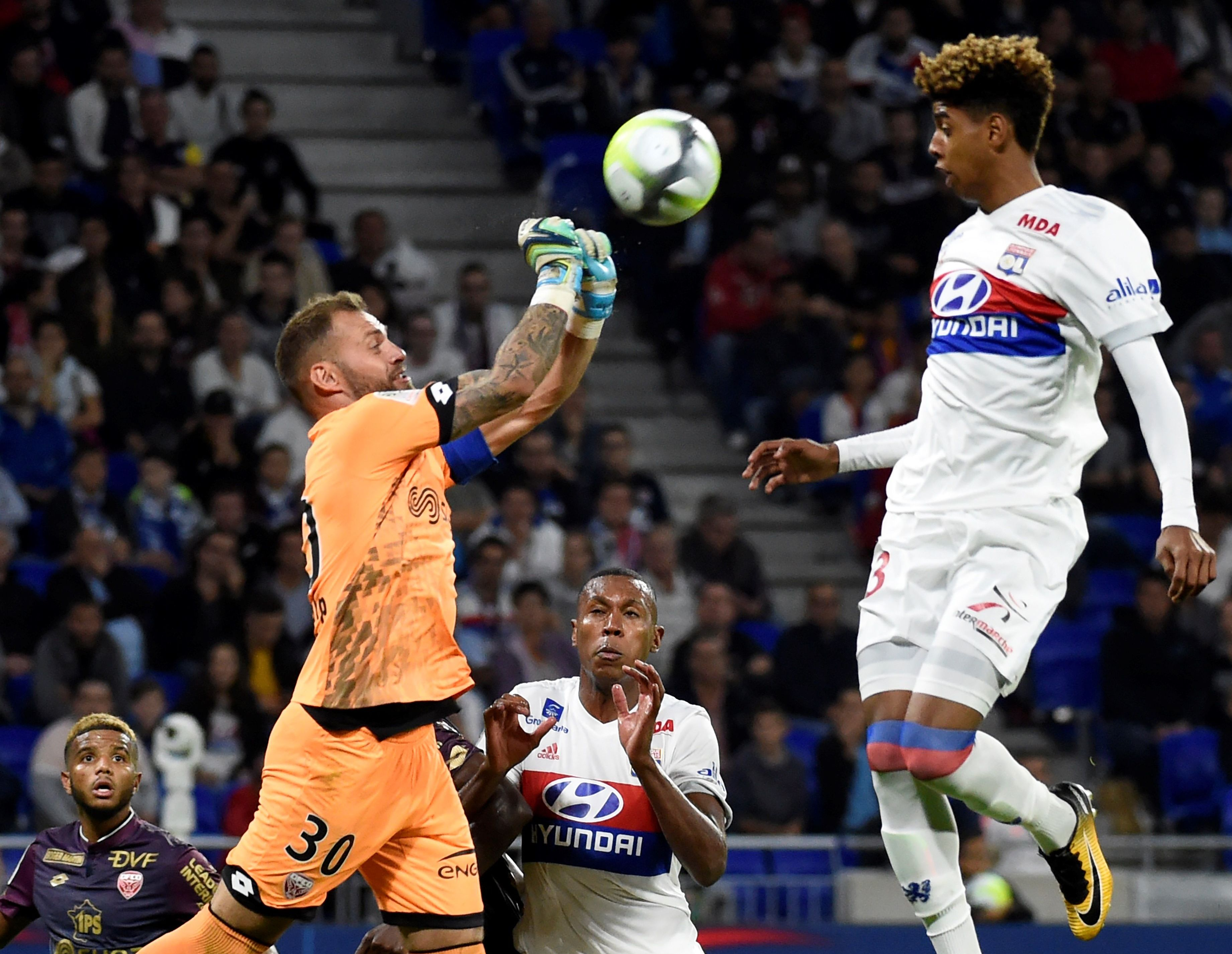 Football - Ligue 1 - Geubbels, premier joueur né au 21e siècle à évoluer en Ligue 1