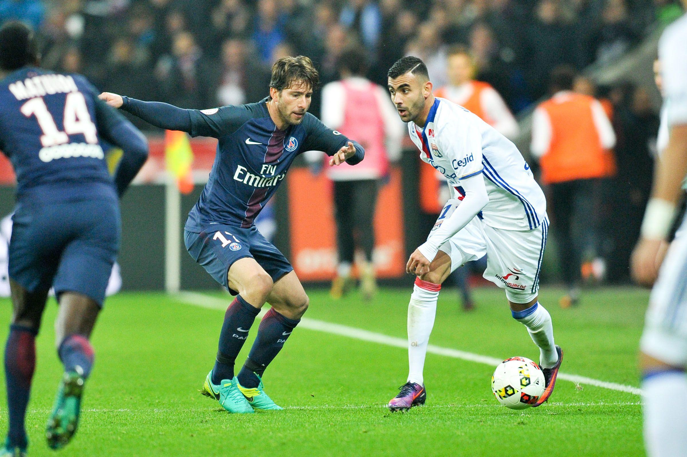 Football - Ligue 1 - Ghezzal : «On les a trop laissés jouer en première période»