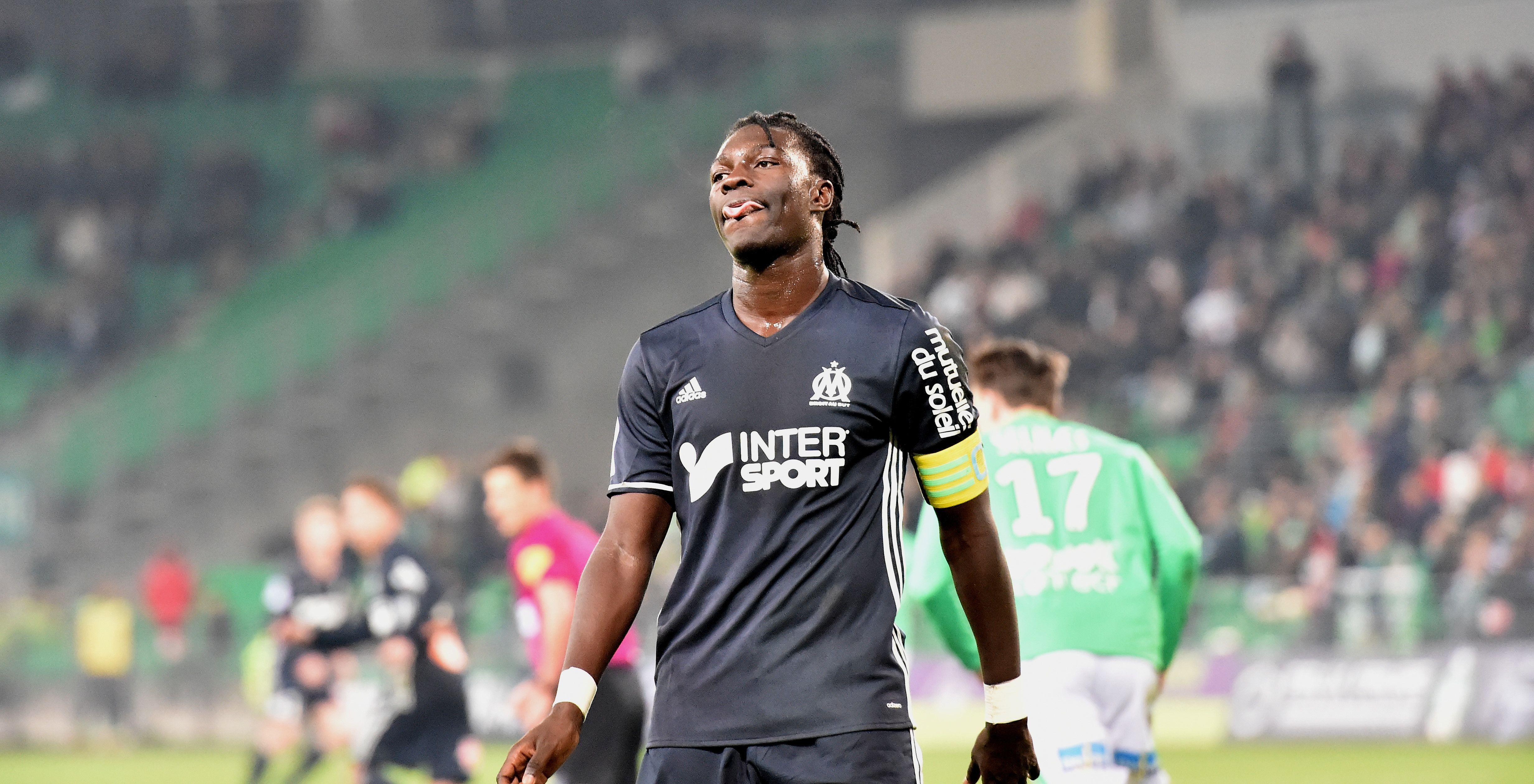 Football - Ligue 1 - Gomis: «L'OM a été la meilleure équipe sur le terrain»