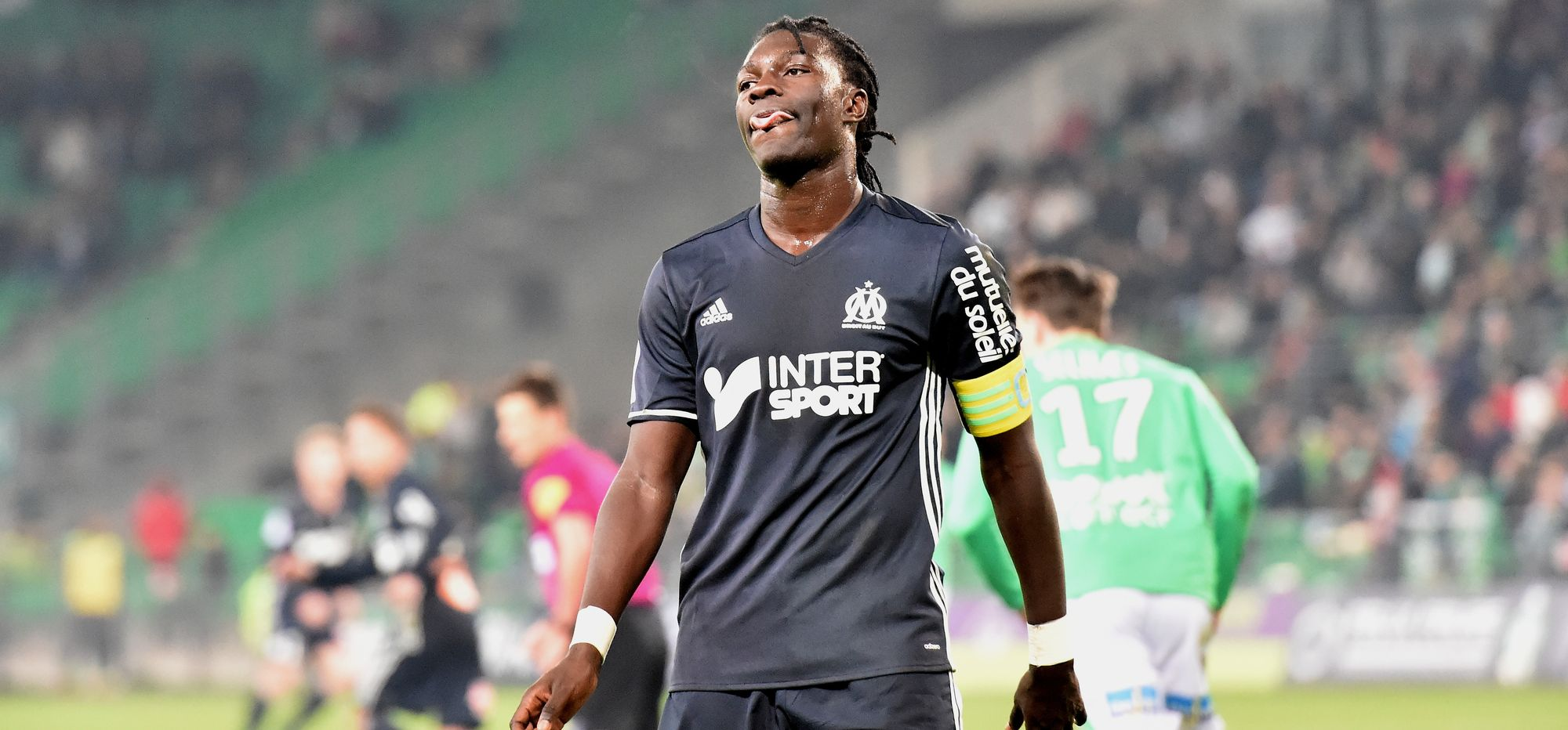 Football - Ligue 1 - Gomis, un leader maladroit et contesté à l'OM