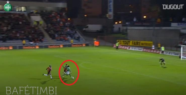 Football - Ligue 1 - Gradel, Hamouma, Gomis...Les plus beaux buts de Saint-Etienne face à Lorient