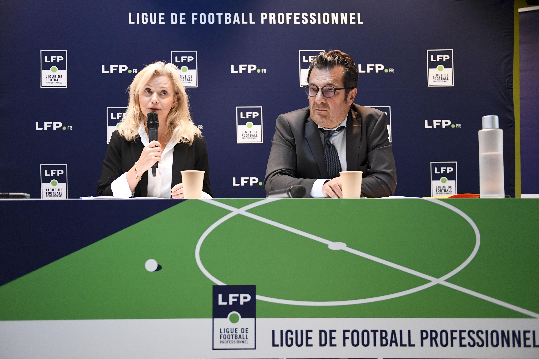 Football - Ligue 1 - Guerre de gros sous et Ligue 2 au menu de l'assemblée générale de la LFP