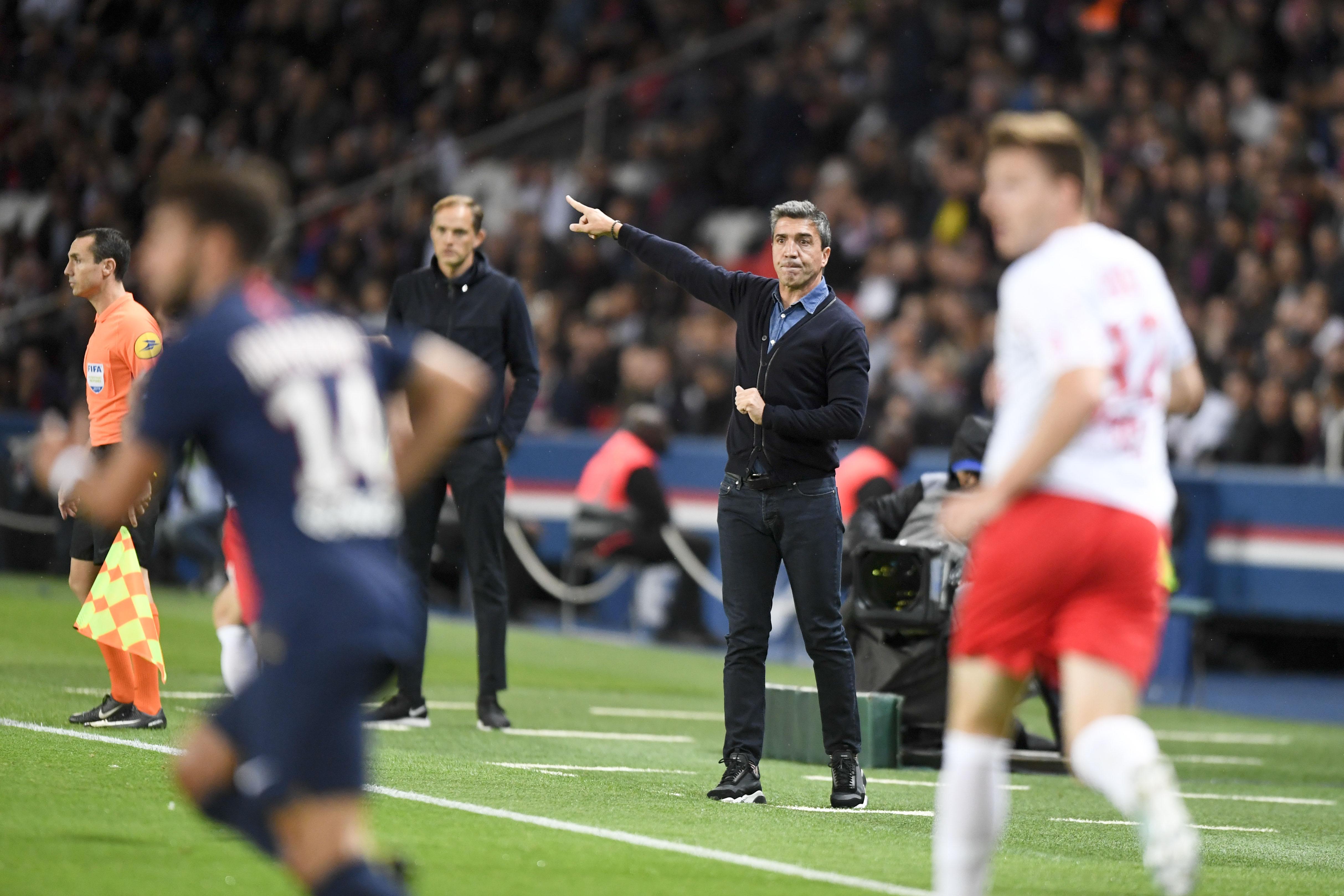 Football - Ligue 1 - Guion après l'exploit de Reims à Paris : «La victoire d'un groupe»