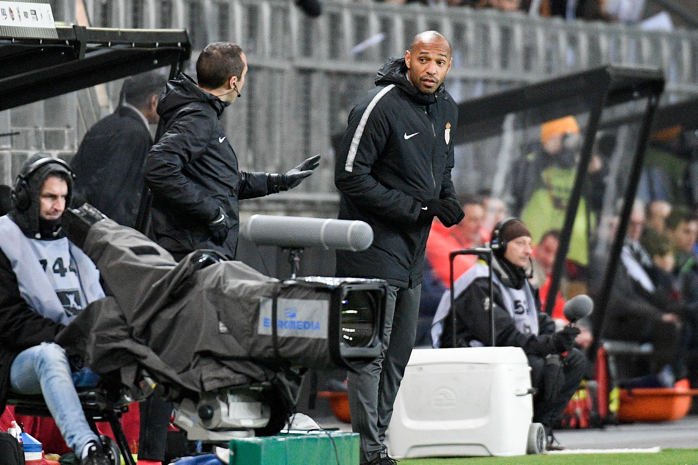 Football - Ligue 1 - Henry et la situation de Monaco: «On est en train de nager la brasse»
