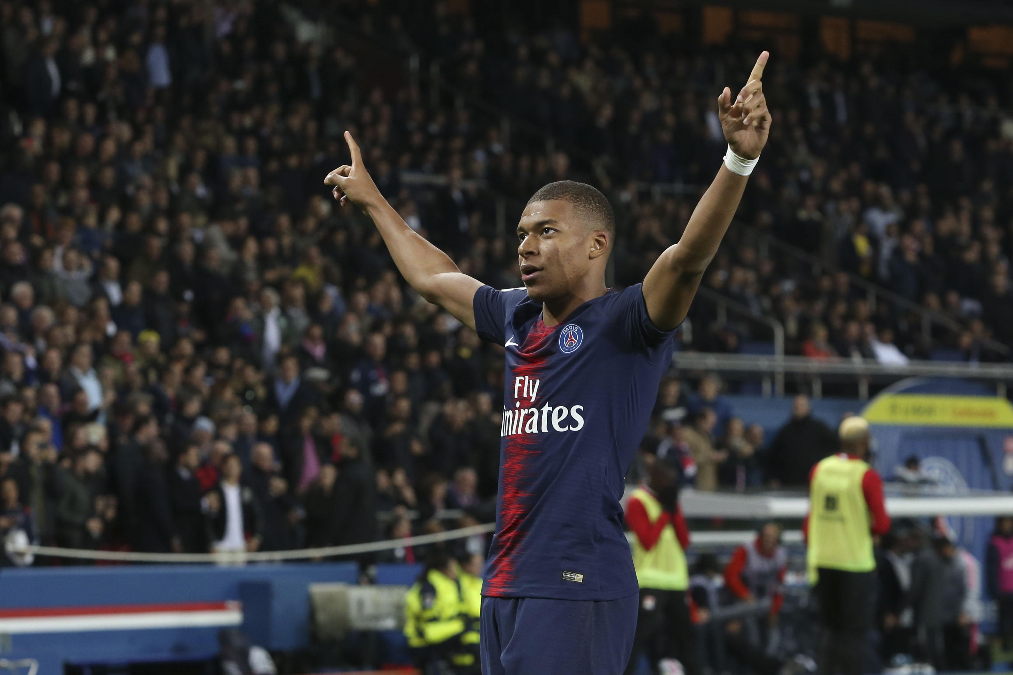 Football - Ligue 1 - Il y a un an, Mbappé inscrivait un quadruplé historique contre Lyon