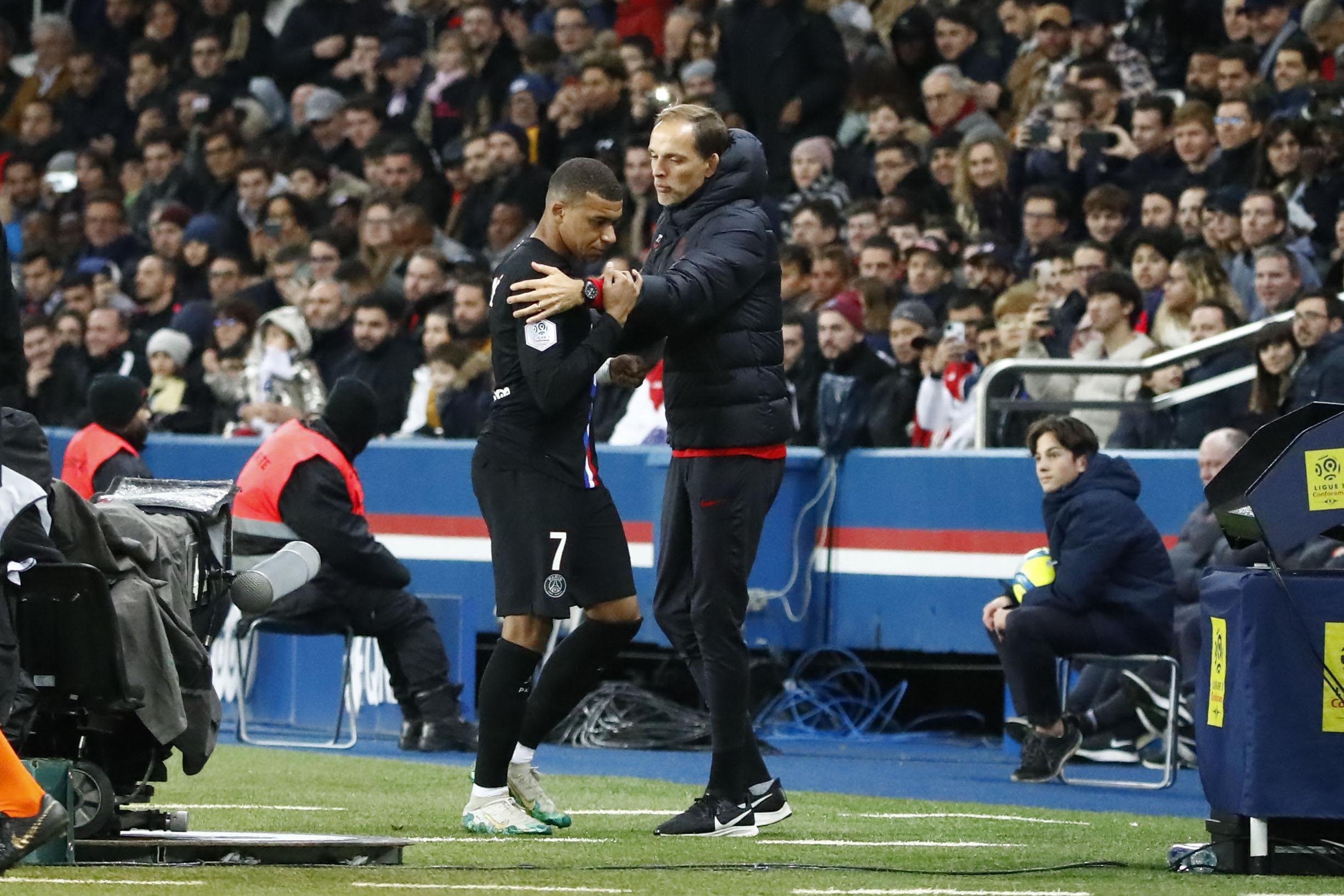Football - Ligue 1 - Incident avec Mbappé : «Il n'y a pas de crise», assure Tuchel