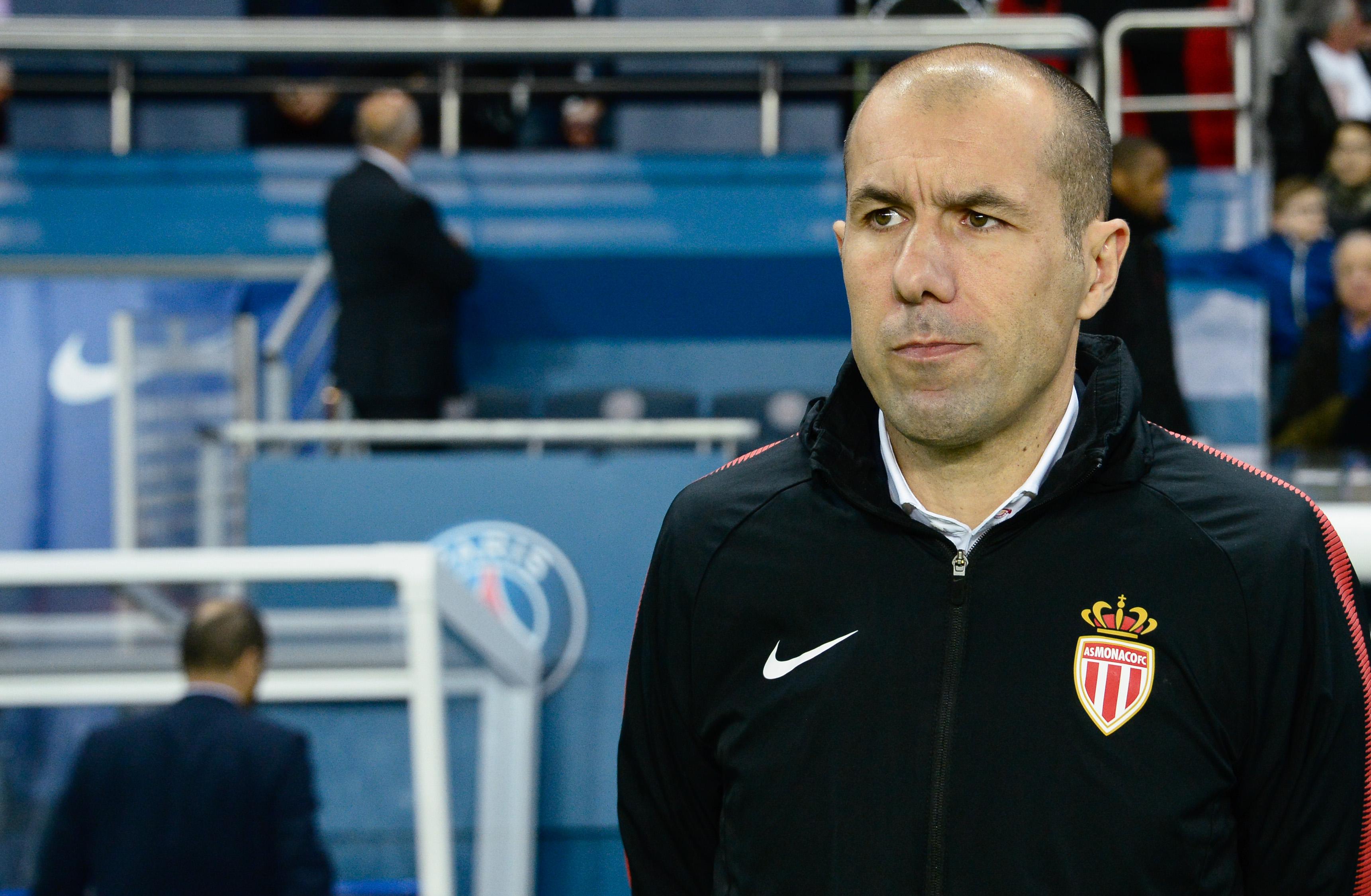 Football - Ligue 1 - Jardim cite Confucius après l'échec contre Paris