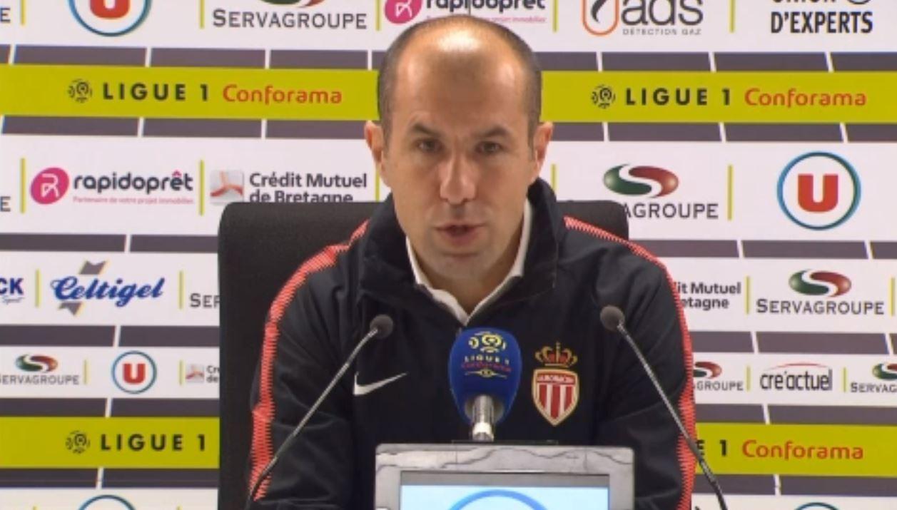Football - Ligue 1 - Jardim : «On doit montrer qu'on a faim de bien jouer, de gagner»