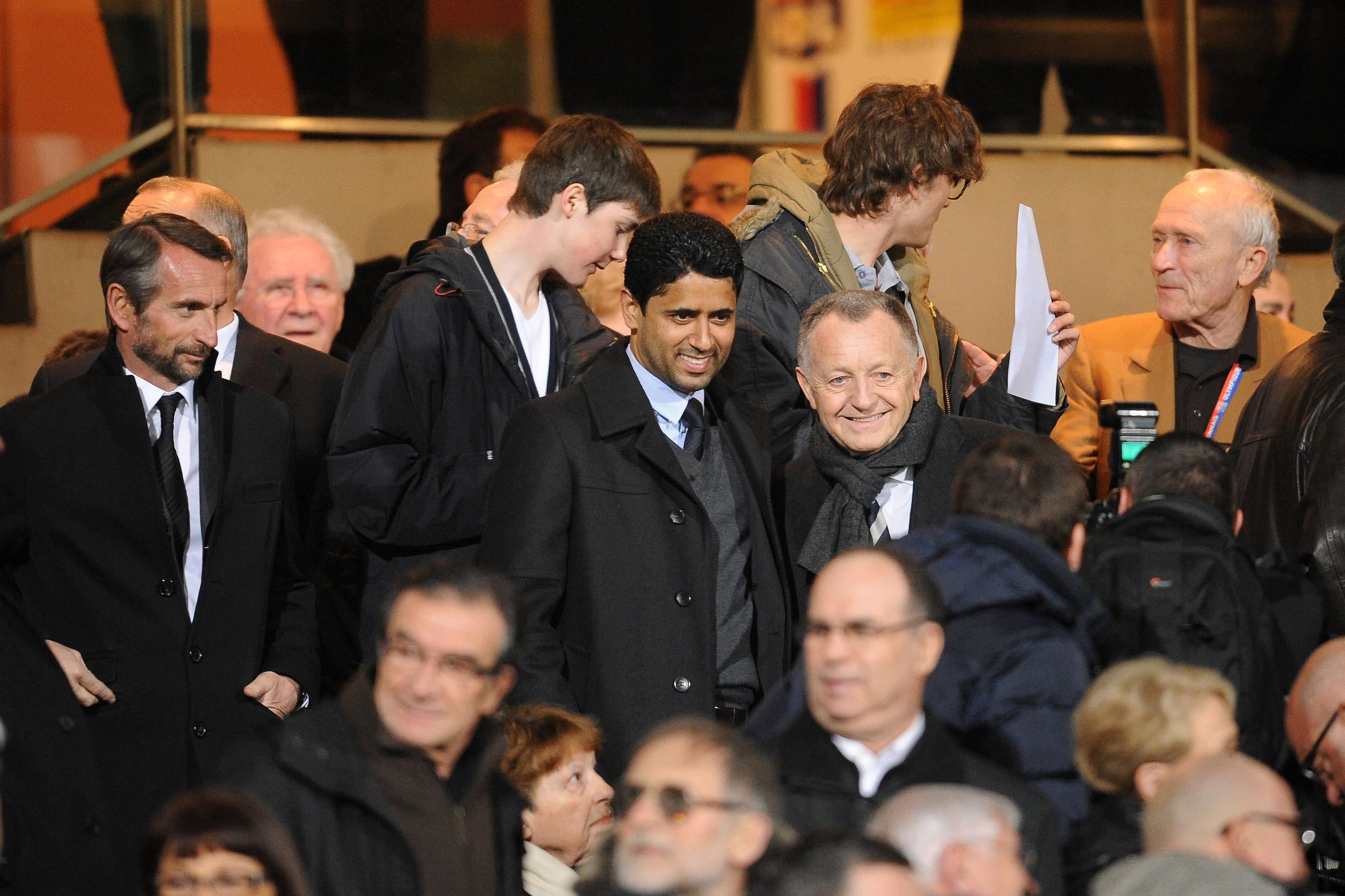 Football - Ligue 1 - Jean-Michel Aulas au Figaro : «Les relations sont apaisées avec le PSG»