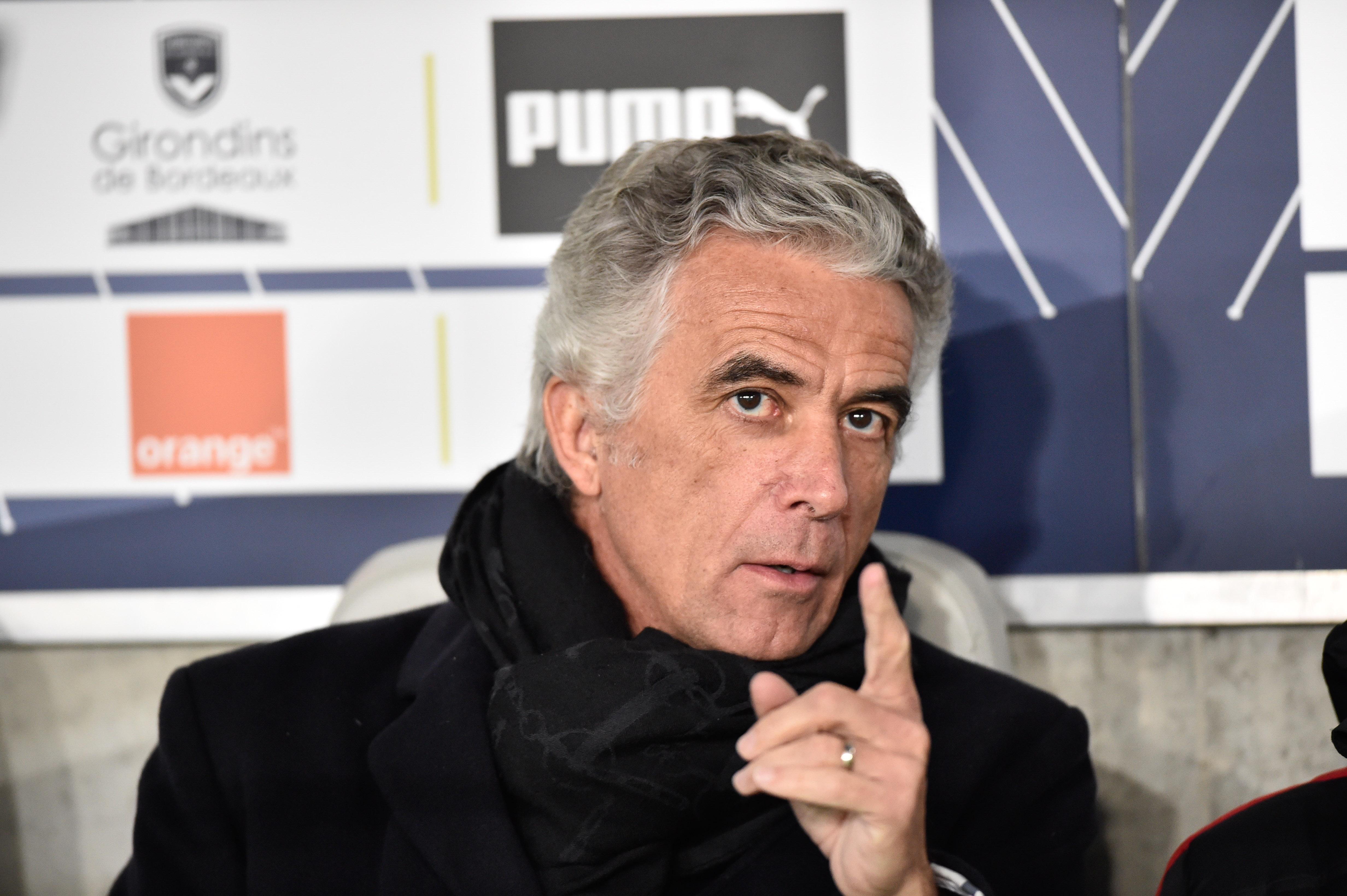 Football - Ligue 1 - Jean-Pierre Rivère : «Le jour où je partirai, je vous préviendrai»
