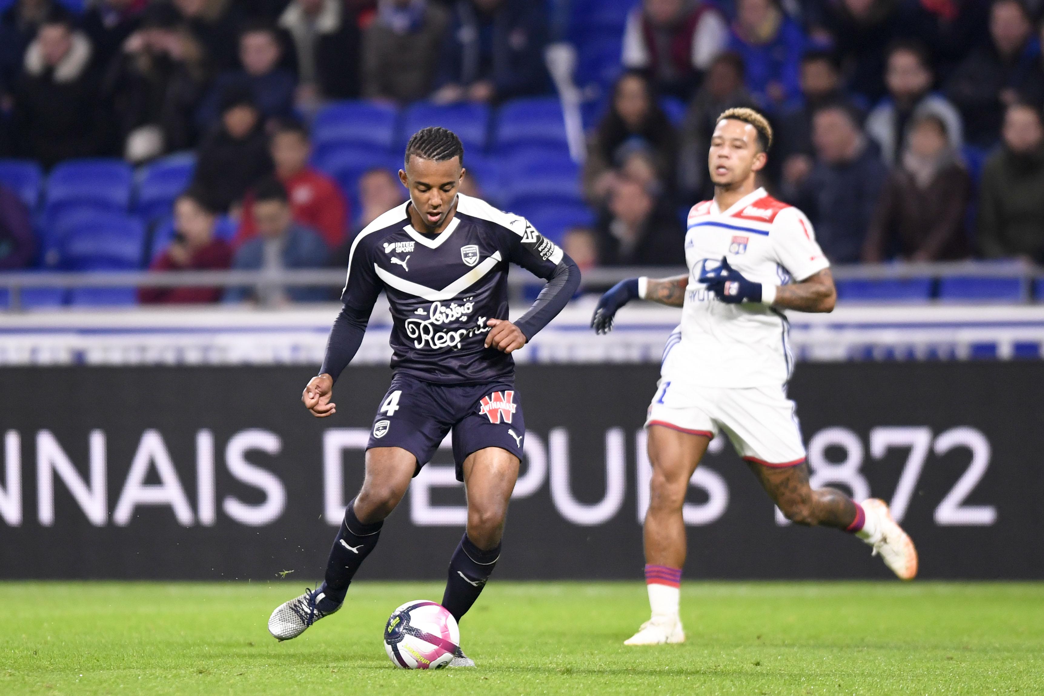 Football - Ligue 1 - Jules Koundé, le jeune taulier des Girondins