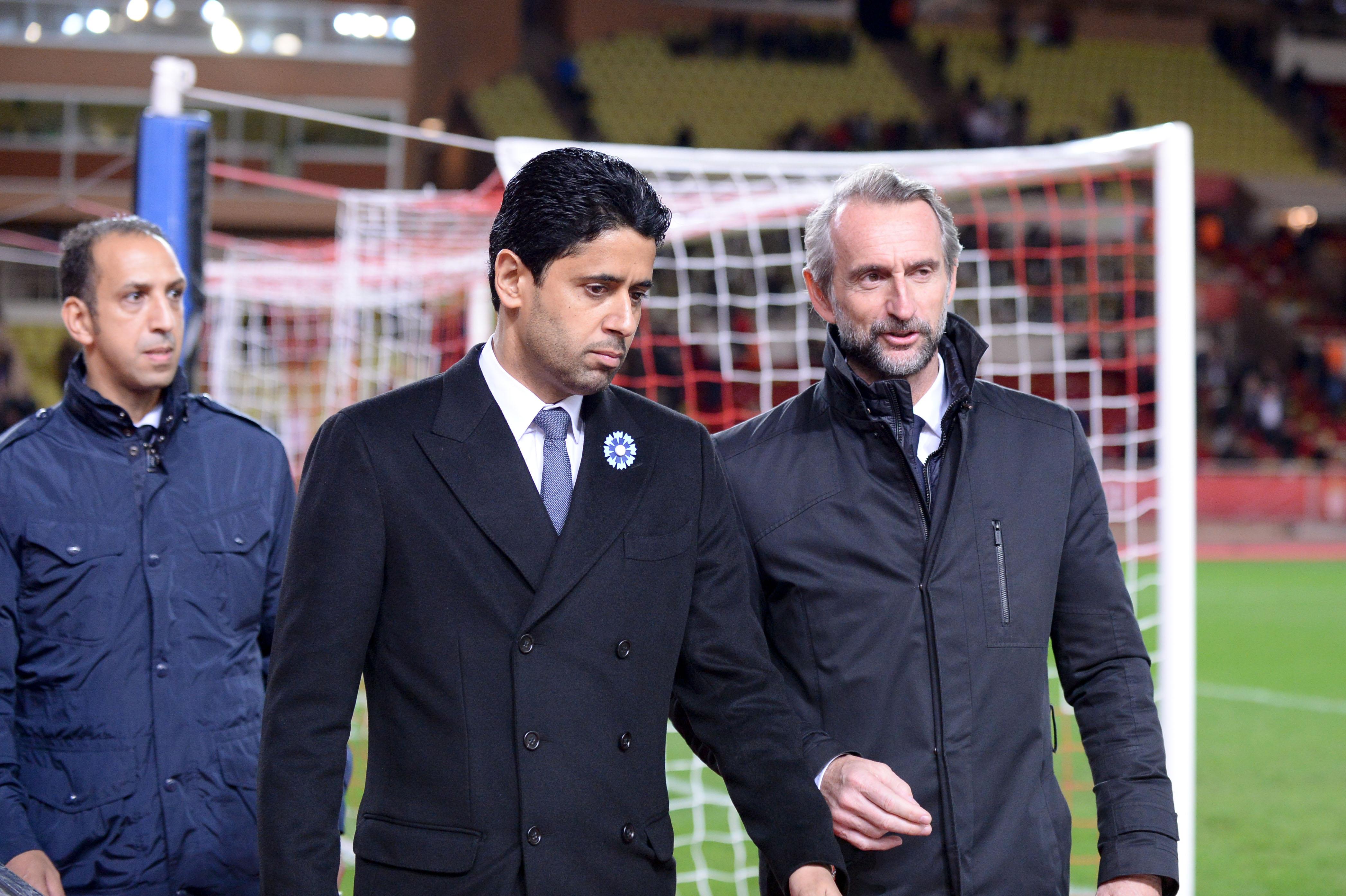 Football - Ligue 1 - L'avertissement de Nasser al-Khelaïfi : «Je ne veux plus de comportements de stars»