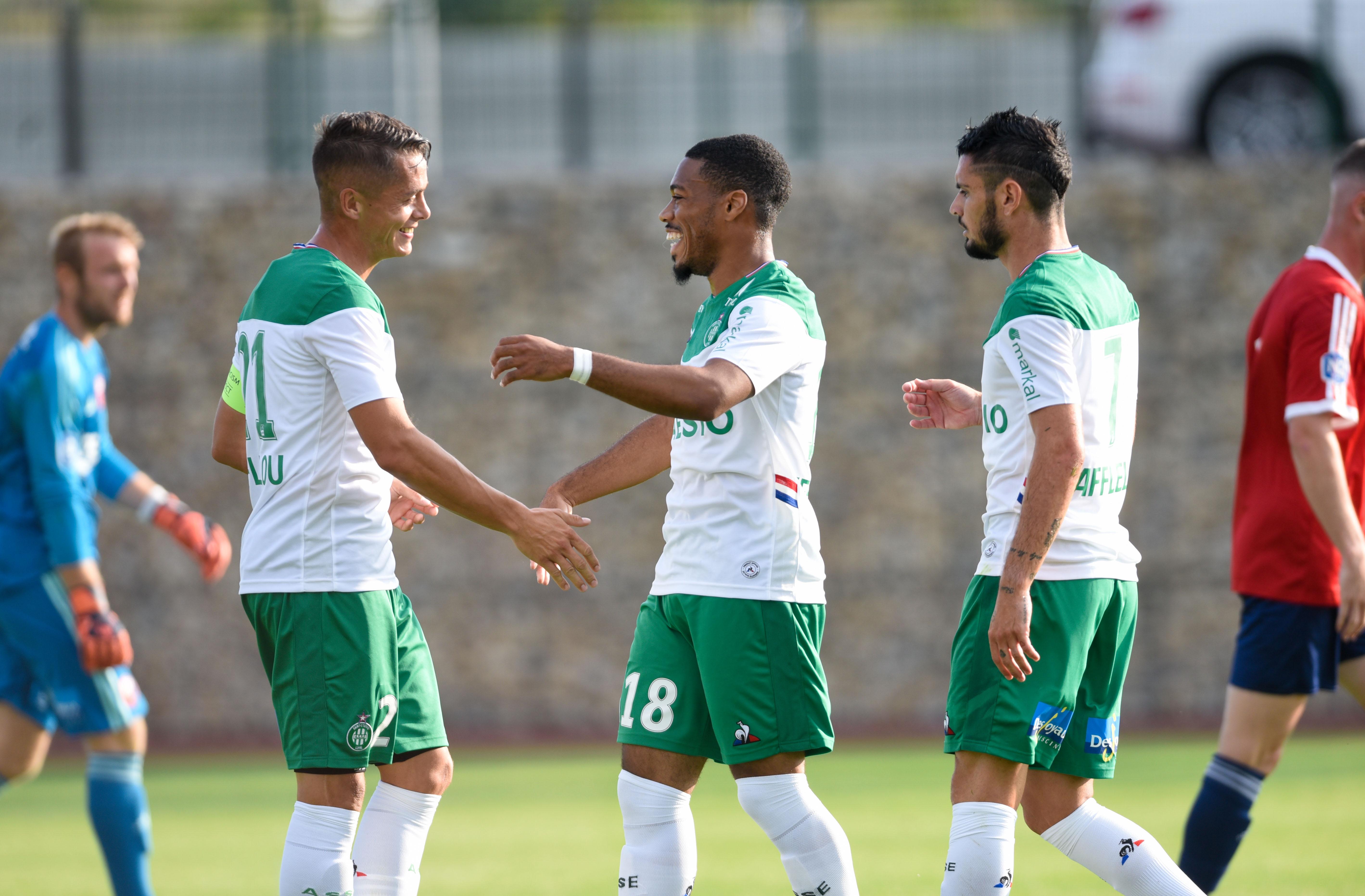 Football - Ligue 1 - L'été américain et serein des Verts