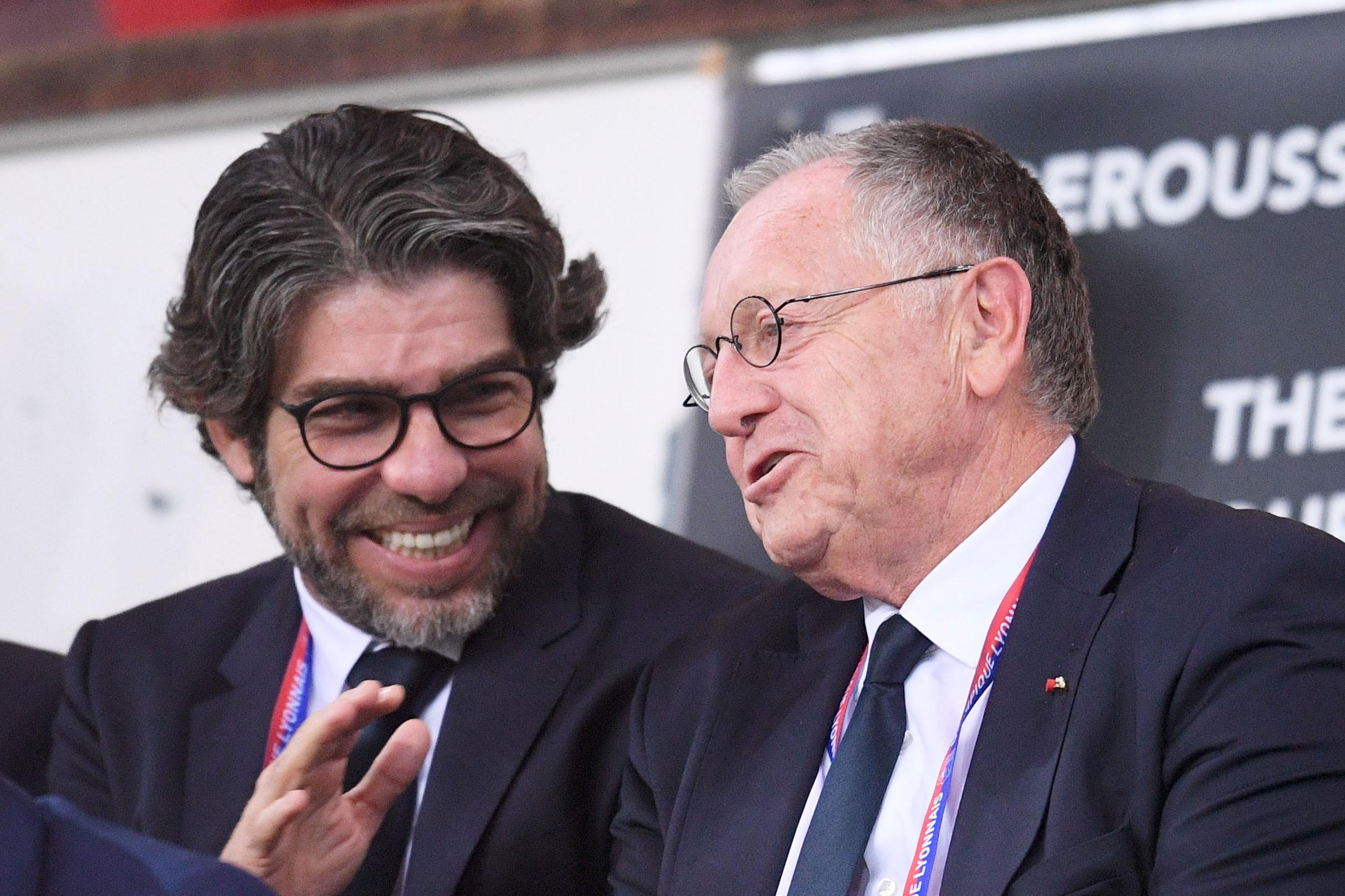 Football - Ligue 1 - L'OL regrette un «déferlement médiatique» après les propos de Jean-Michel Aulas