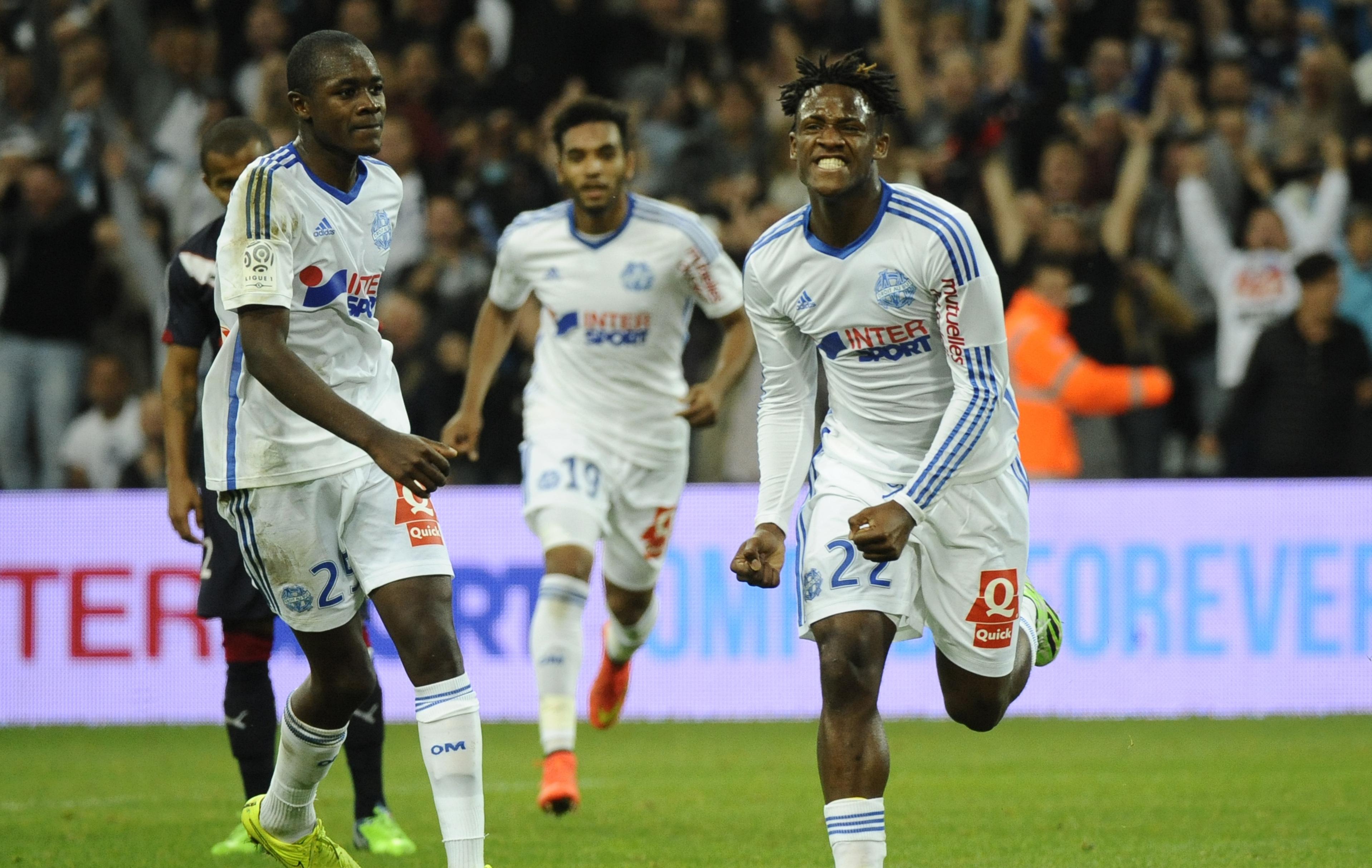 Football - Ligue 1 - L'OM, leader à la tête dure