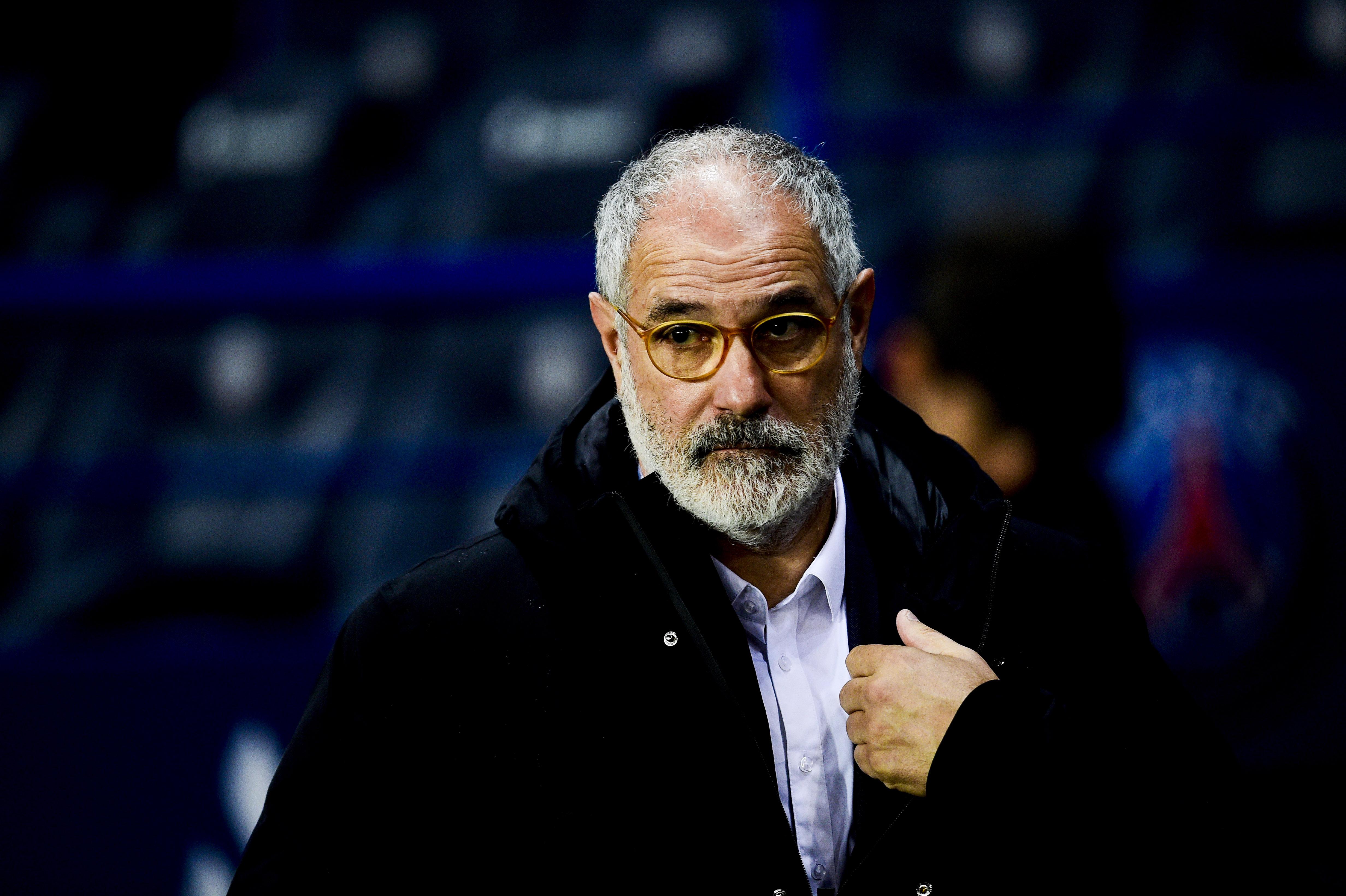Football - Ligue 1 - ÿ L'OM met fin au contrat d'Andoni Zubizarreta