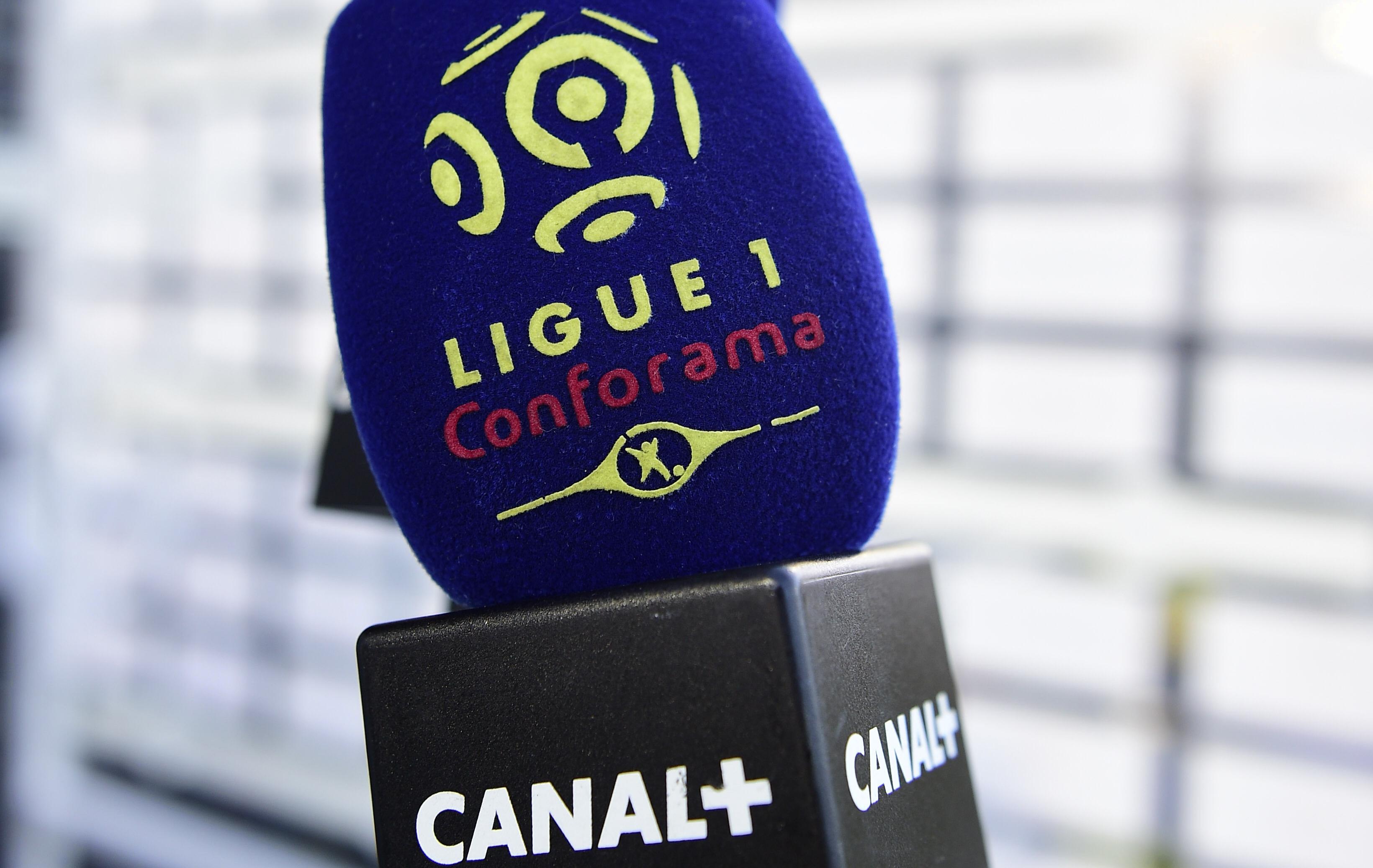 Football - Ligue 1 - L1: accord entre la Ligue et Canal+ sur le versement des droits TV pour les matches déjà diffusés