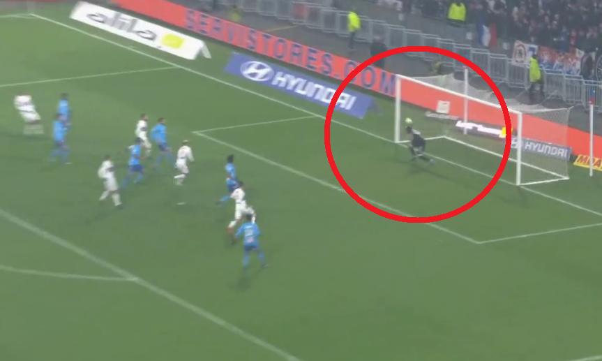 Football - Ligue 1 - La boulette de Mandanda qui a coûté cher à l'OM