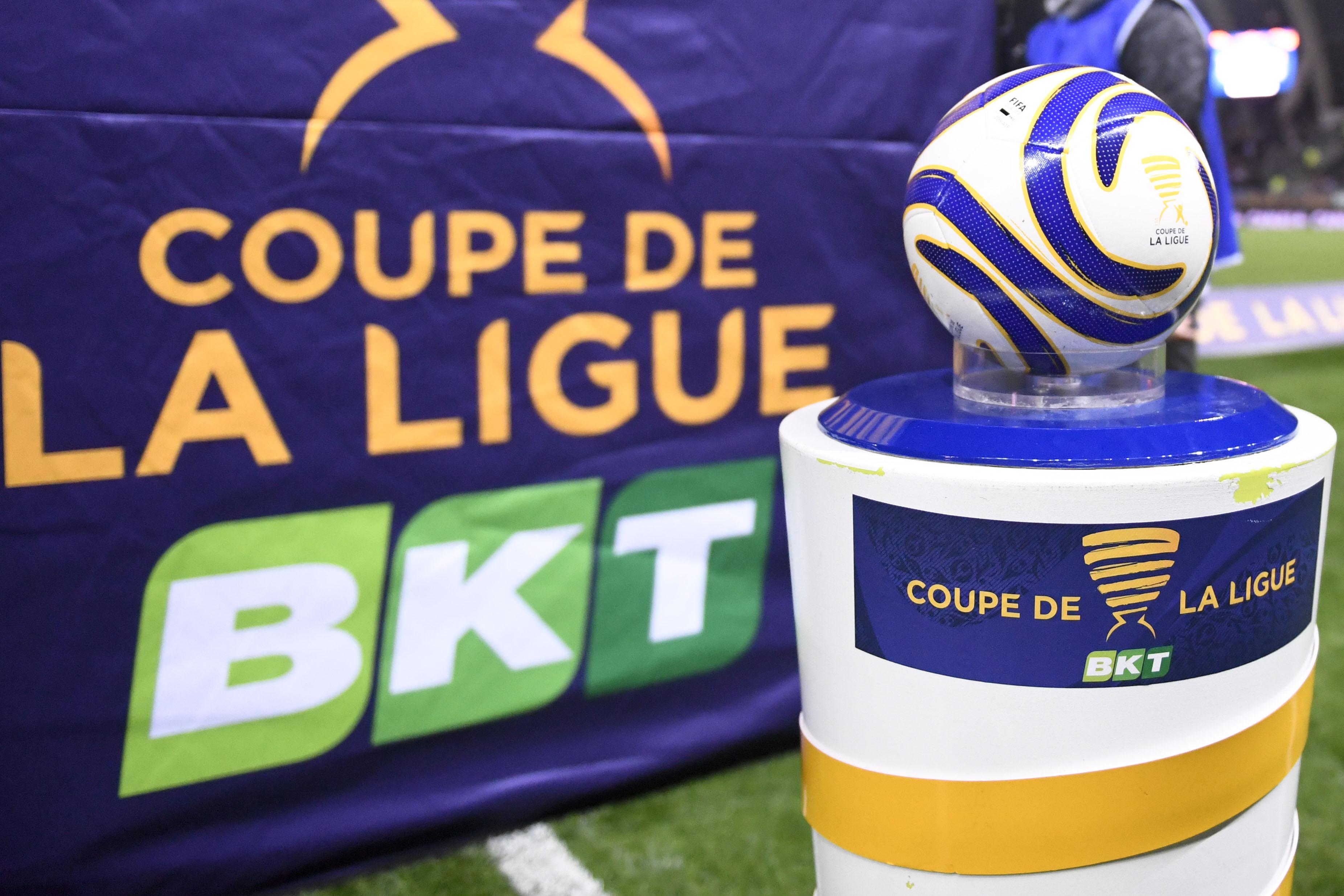 Football - Ligue 1 - La coupe de la Ligue suspendue à l'issue de l'édition 2019-2020
