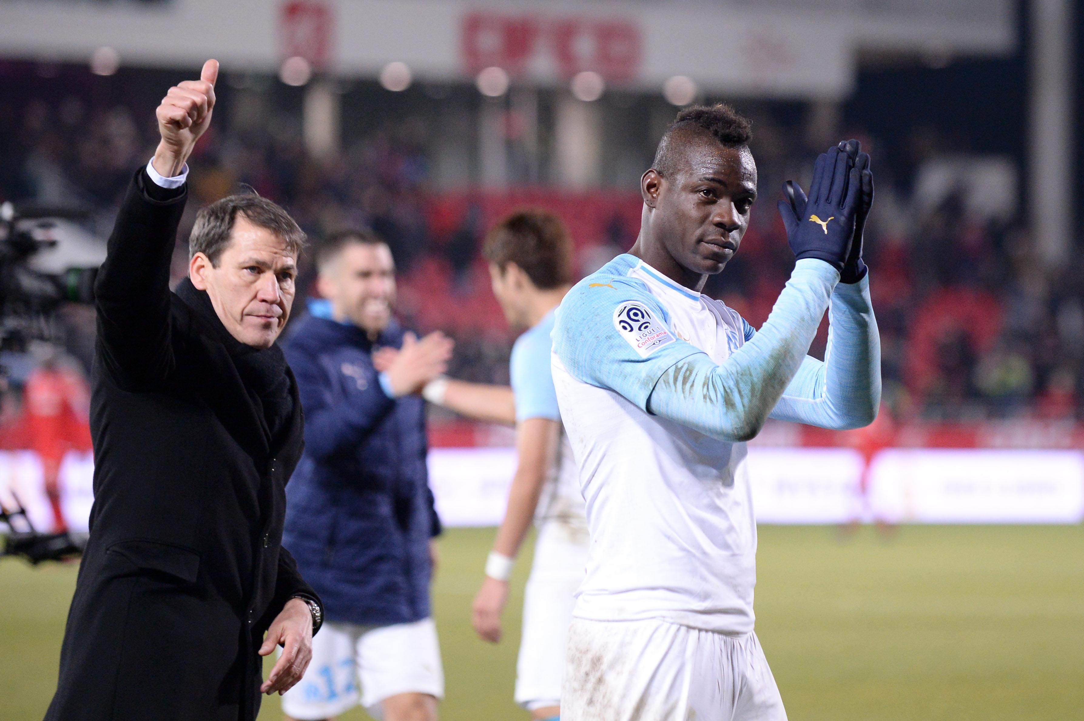 Football - Ligue 1 - La Ligue des champions, l'OM y croit à nouveau