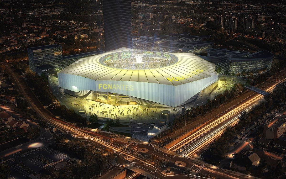 Football - Ligue 1 - La maire de Nantes abandonne le projet de nouveau stade
