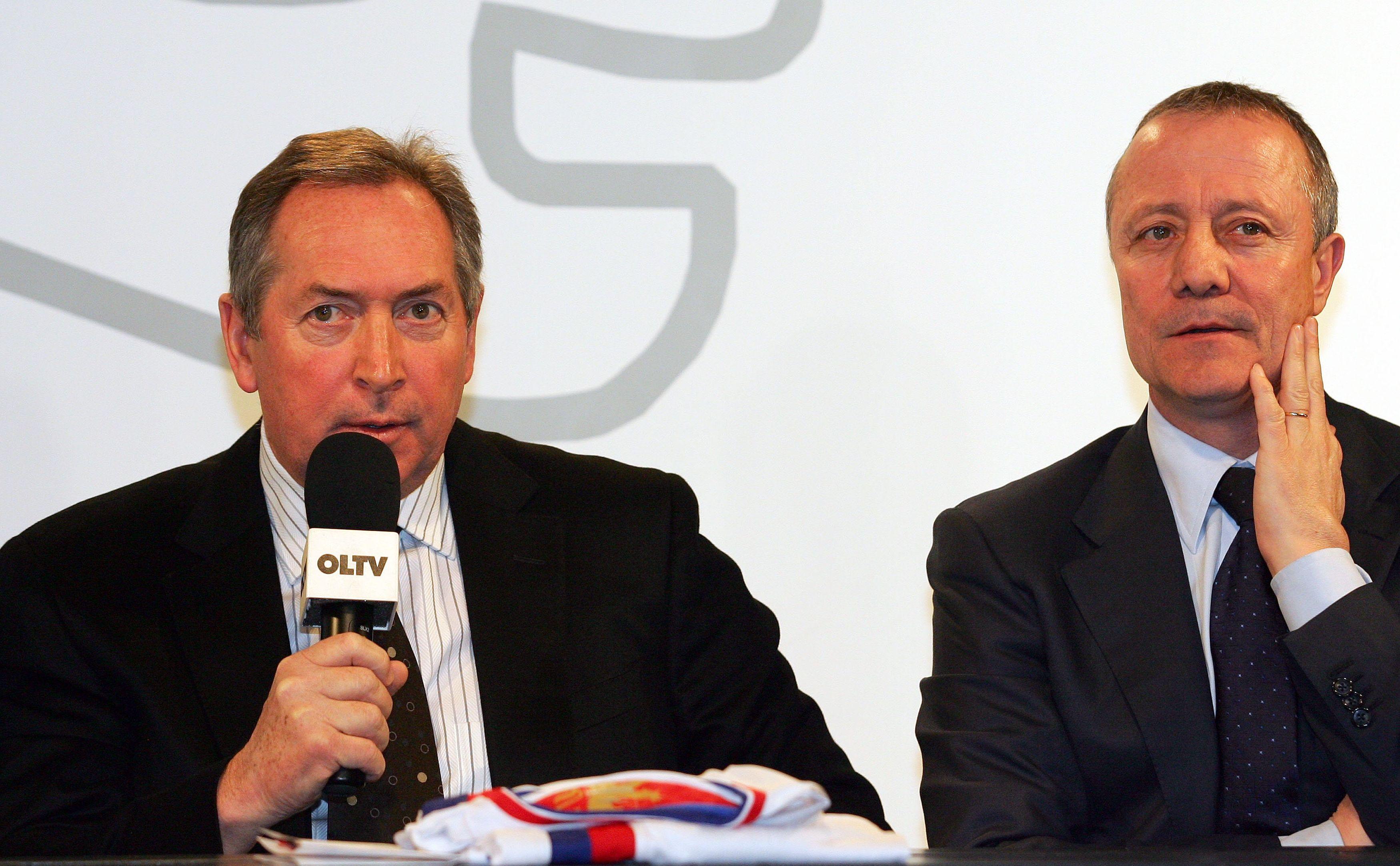 Football - Ligue 1 - Lacombe recadre Houllier «plus prof d'anglais que footballeur»