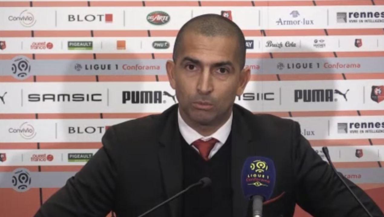 Football - Ligue 1 - Lamouchi après la déroute contre l'OM :  «On est trop joueur»