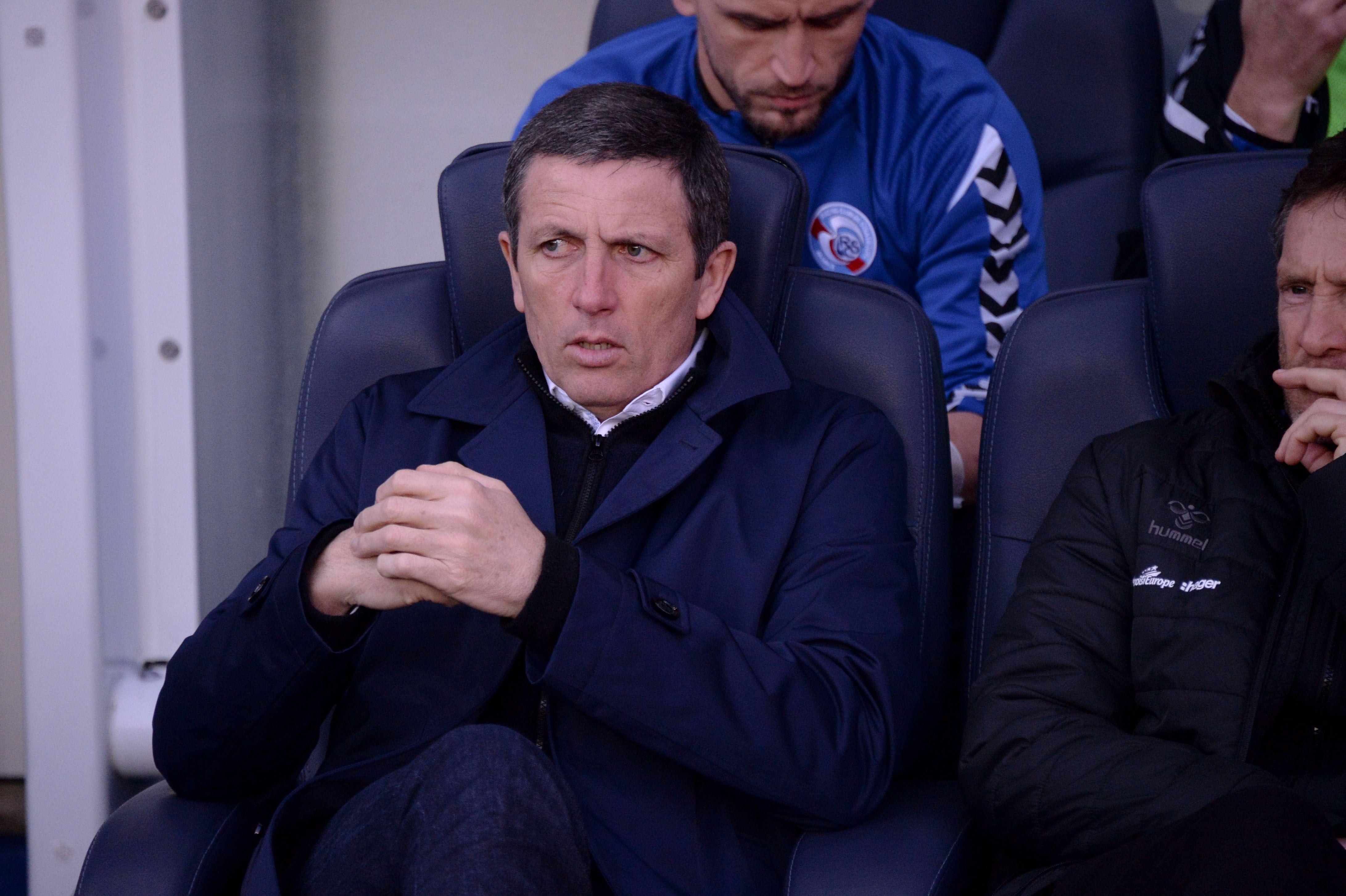 Football - Ligue 1 - Laurey : «Ce n'est pas exactement ce qu'on voulait, mais on s'en contente»
