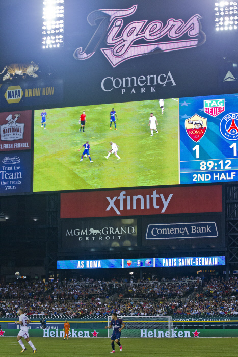 Football - Ligue 1 - Le football français fait sa promotion à Washington
