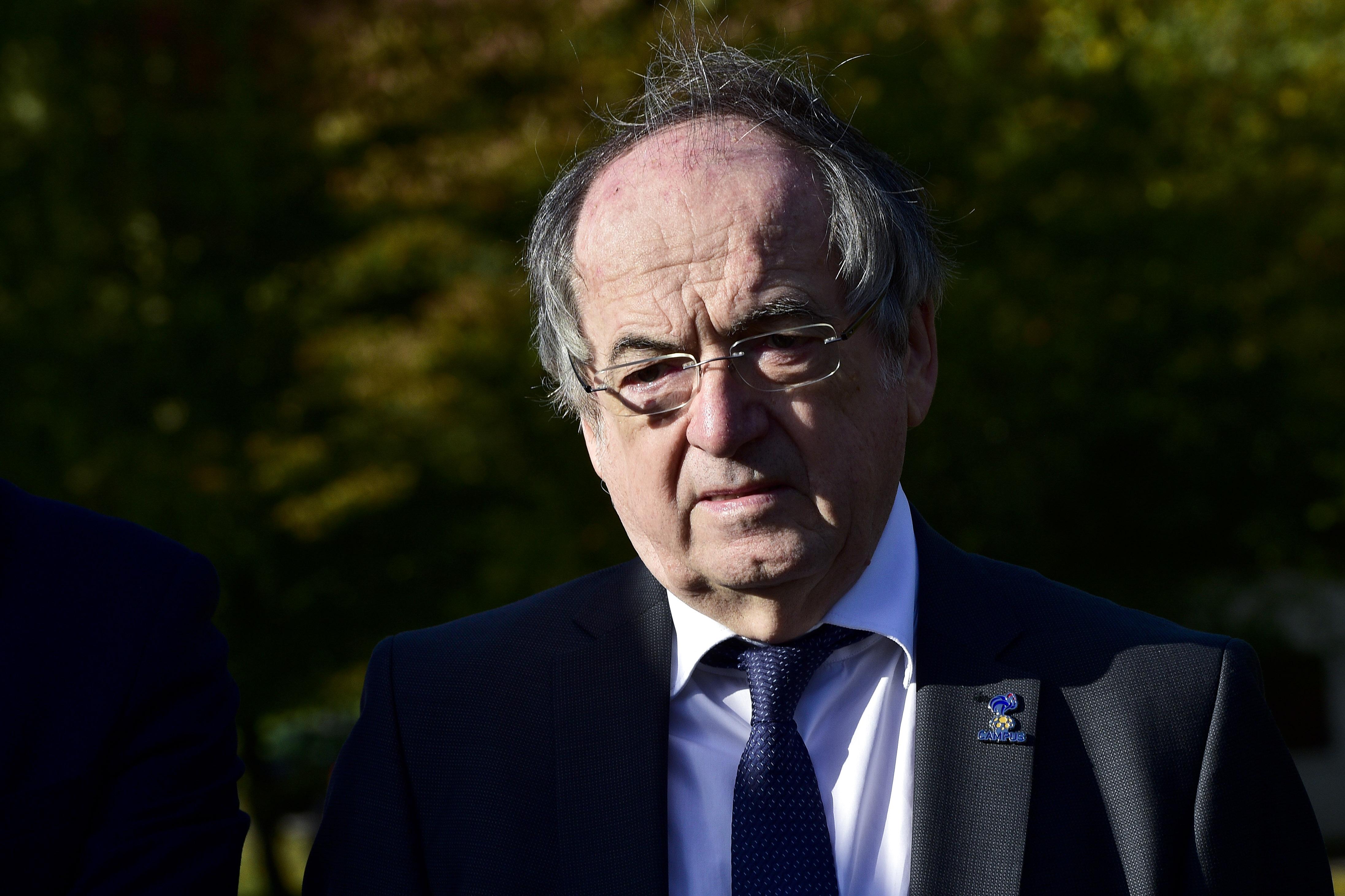 Football - Coupe de France - Le Graët veut disputer les finales de Coupe avant la Ligue 1