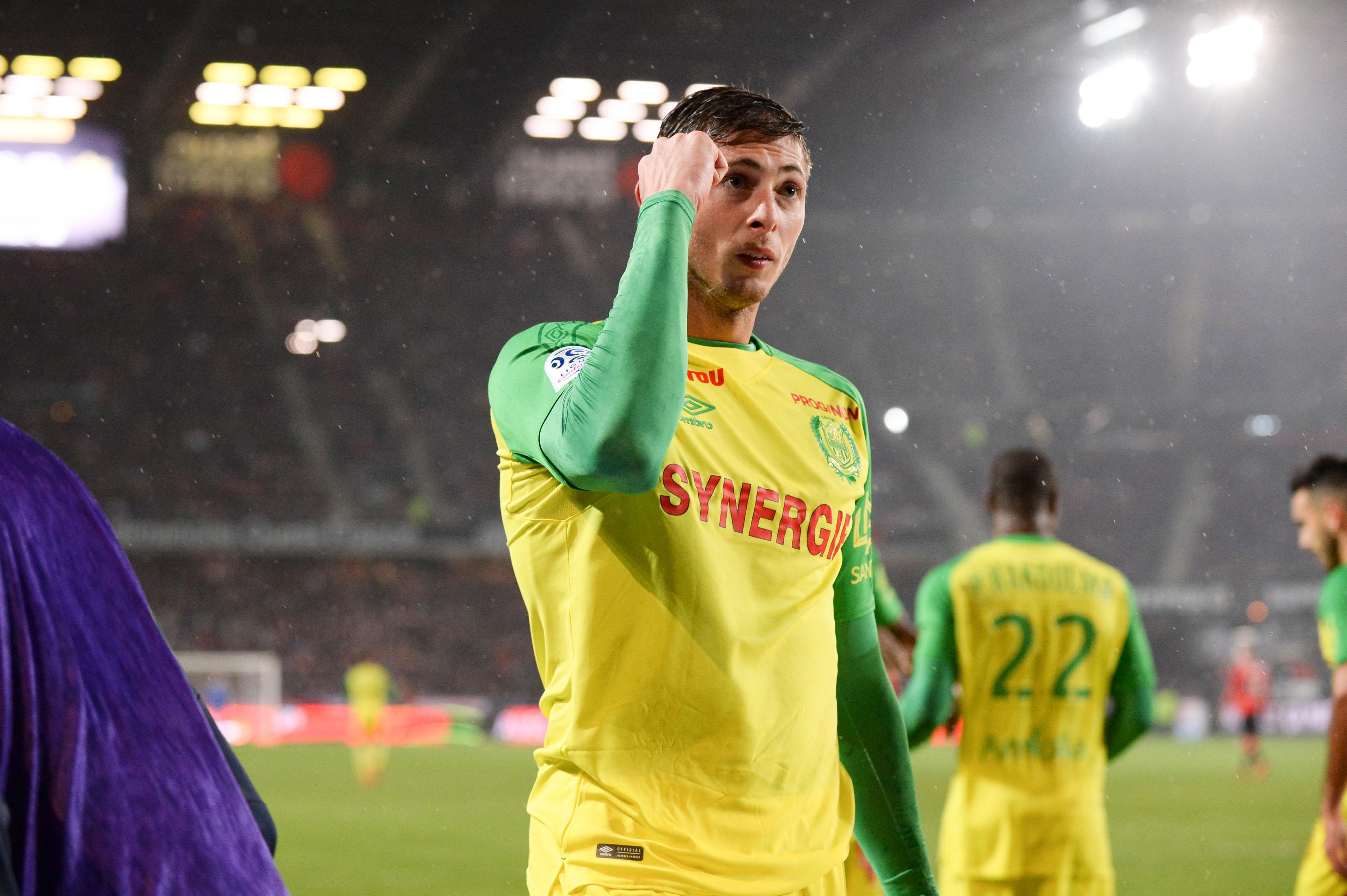 Football - Ligue 1 - Le message accablant d'Emiliano Sala sur Waldemar Kita: «Il me dégoûte»
