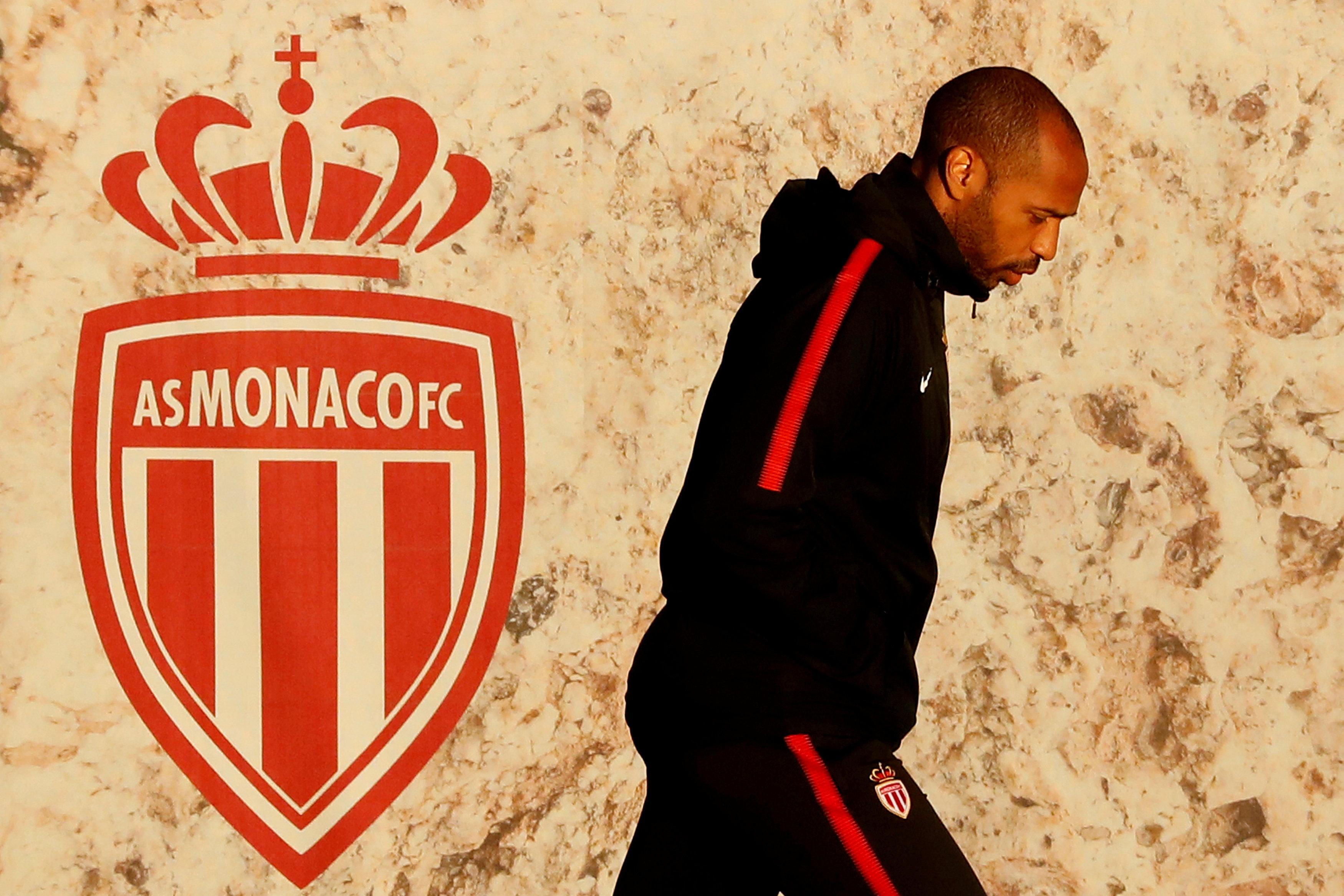 Football - Ligue 1 - Le message de Thierry Henry après son éviction à Monaco : «Une grande tristesse»