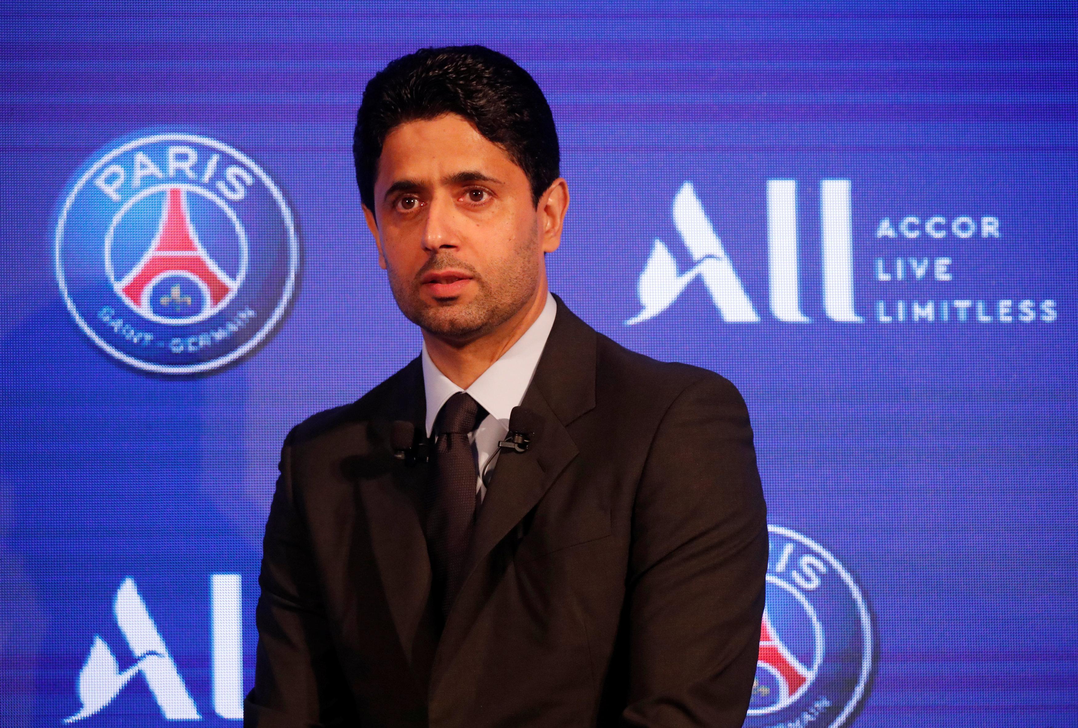 Football - Ligue 1 - Le Paris SG snobe ... le champagne offert par le Stade de Reims