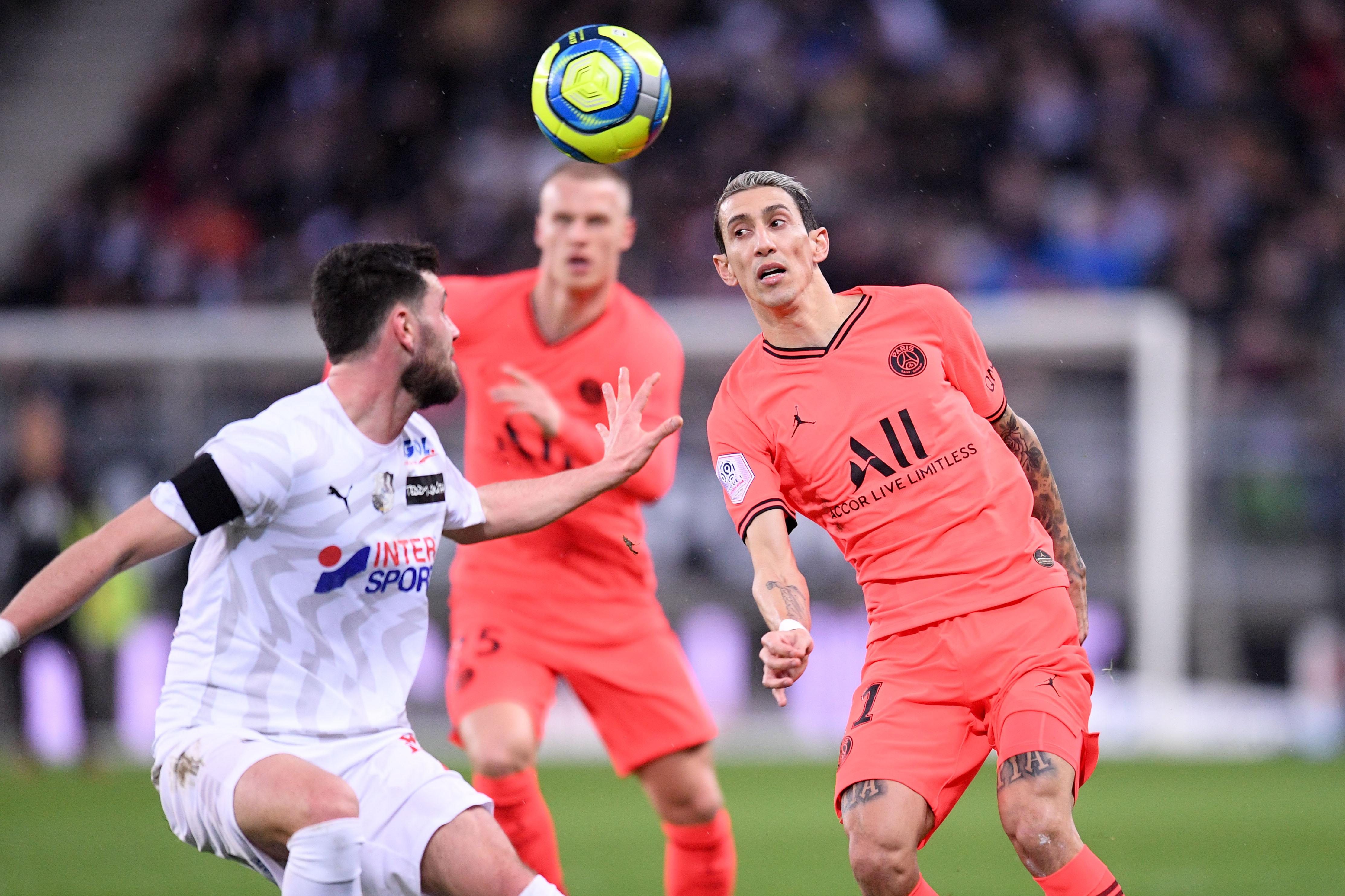 Football - Ligue 1 - Le PSG serein avant Dortmund malgré une dernière répétition ratée