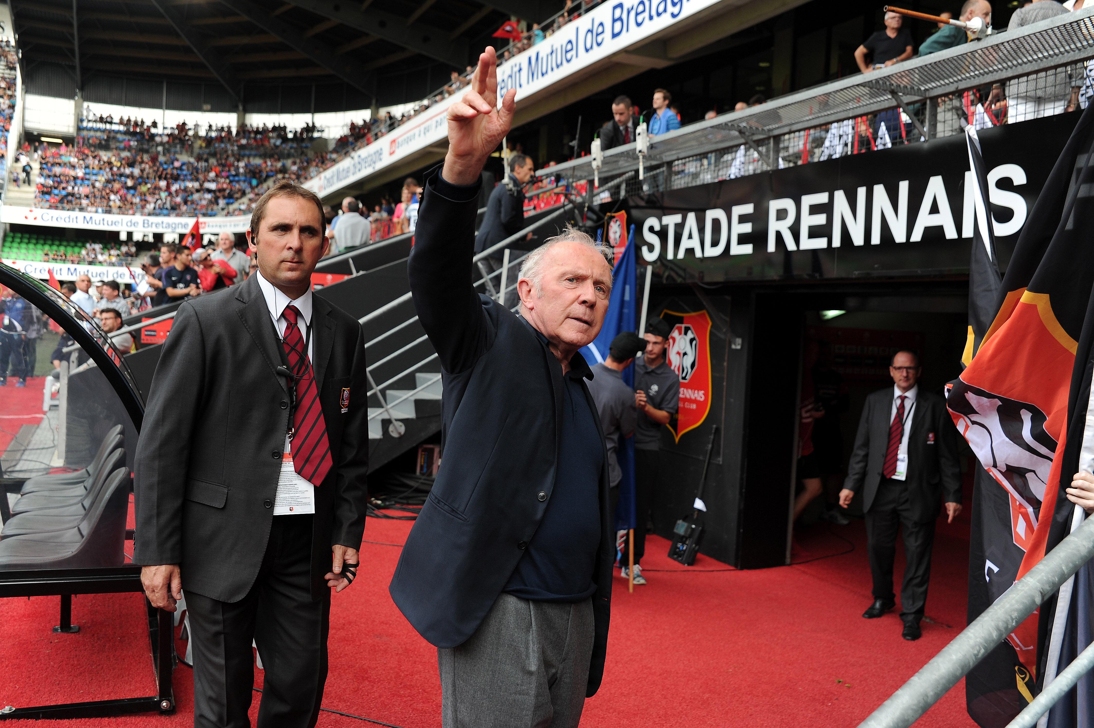 Football - Ligue 1 - Le Stade Rennais, bientôt sous pavillon chinois ?