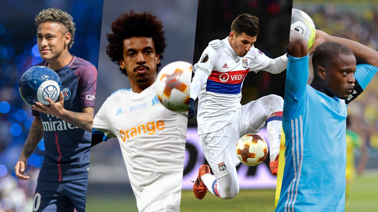 Football - Ligue 1 - Le tableau d'honneur (et d'horreur) de Ligue1