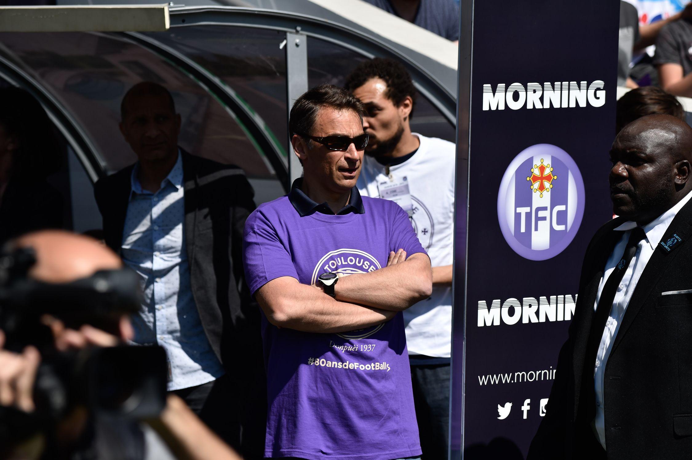 Football - Ligue 1 - Le Toulouse FC racheté par un fonds d'investissement américain ?