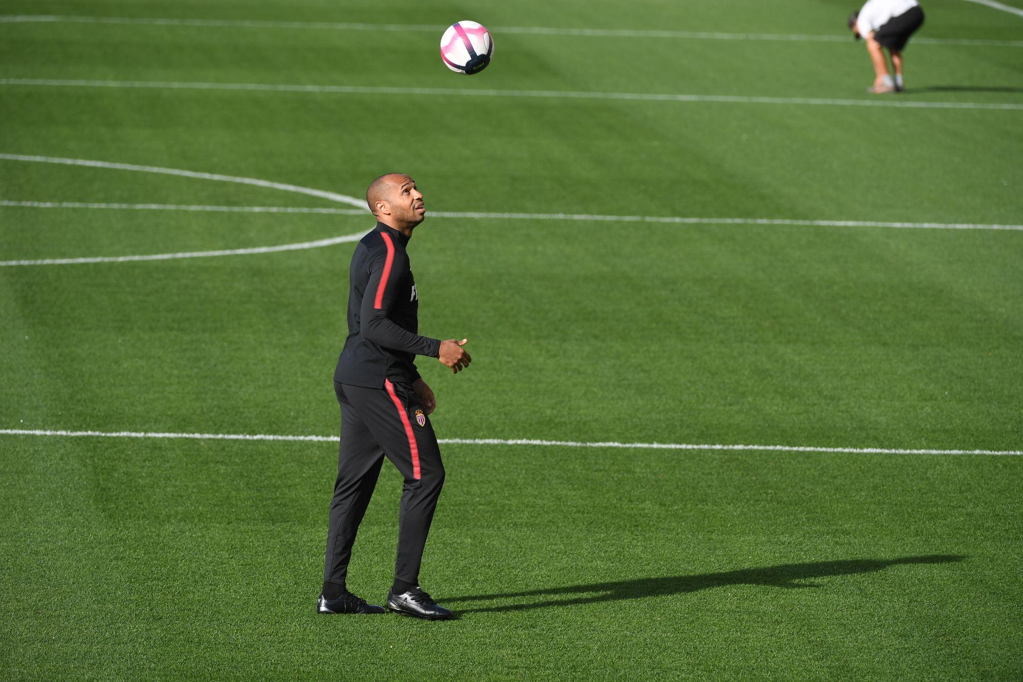 Football - Ligue 1 - Les champions du monde 98 ne doutent pas de la réussite de Thierry Henry