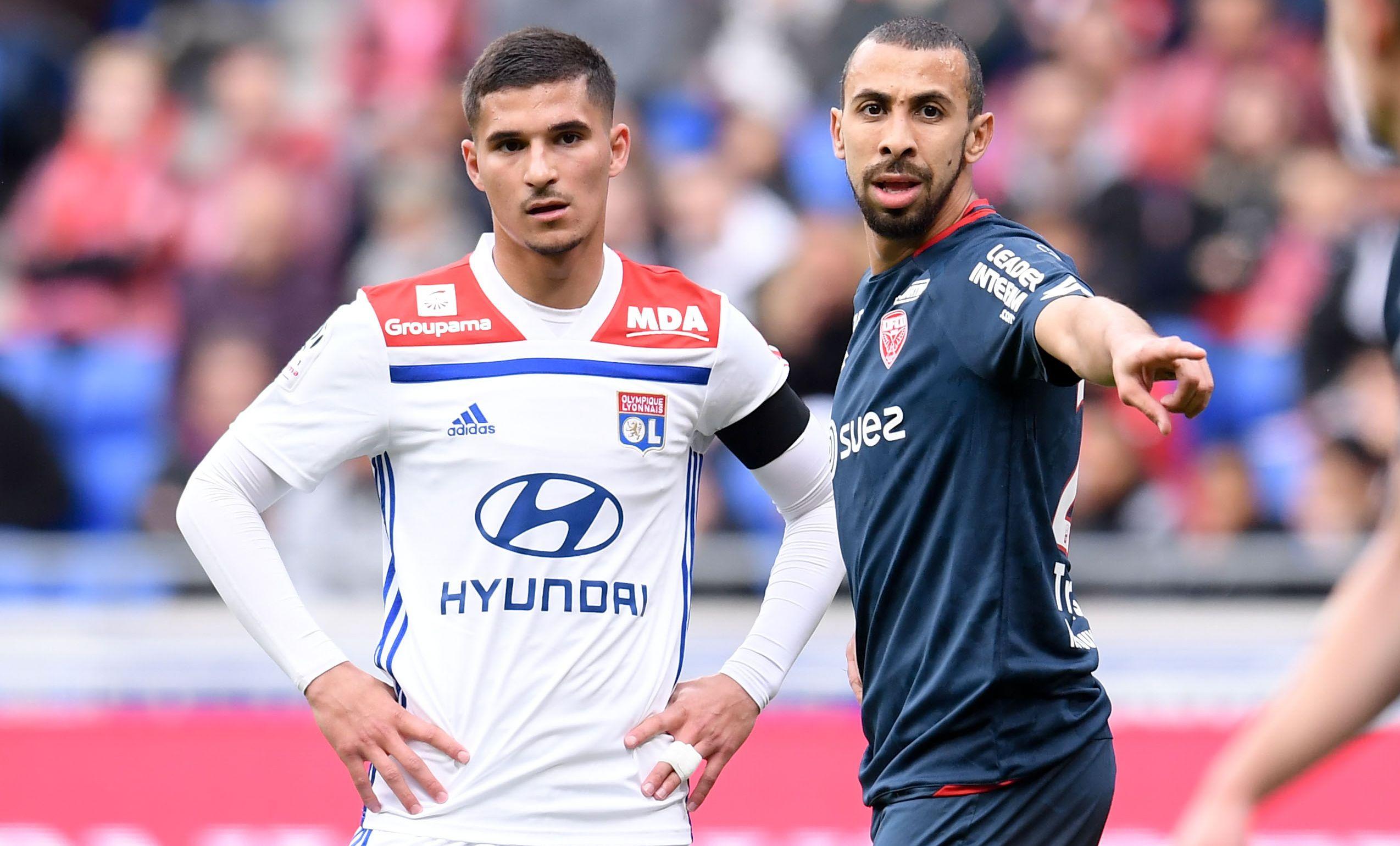 Football - Ligue 1 - Les enjeux de la 37e journée : Balle de match pour l'OL, peur sur Monaco