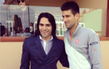 Falcao-Novak Djokovic
