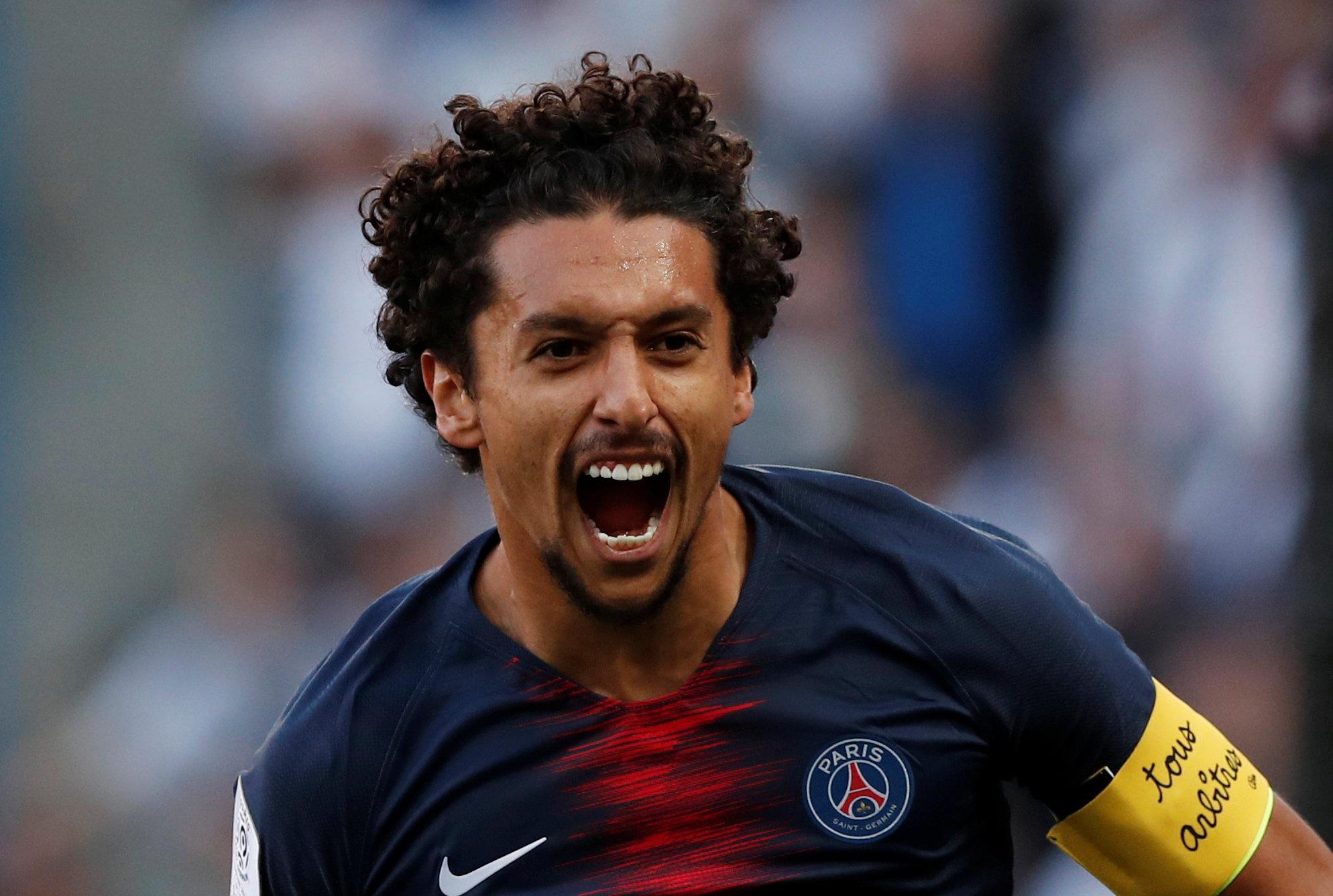 Football - Ligue 1 - Les plus beaux buts du PSG au Parc face à Amiens