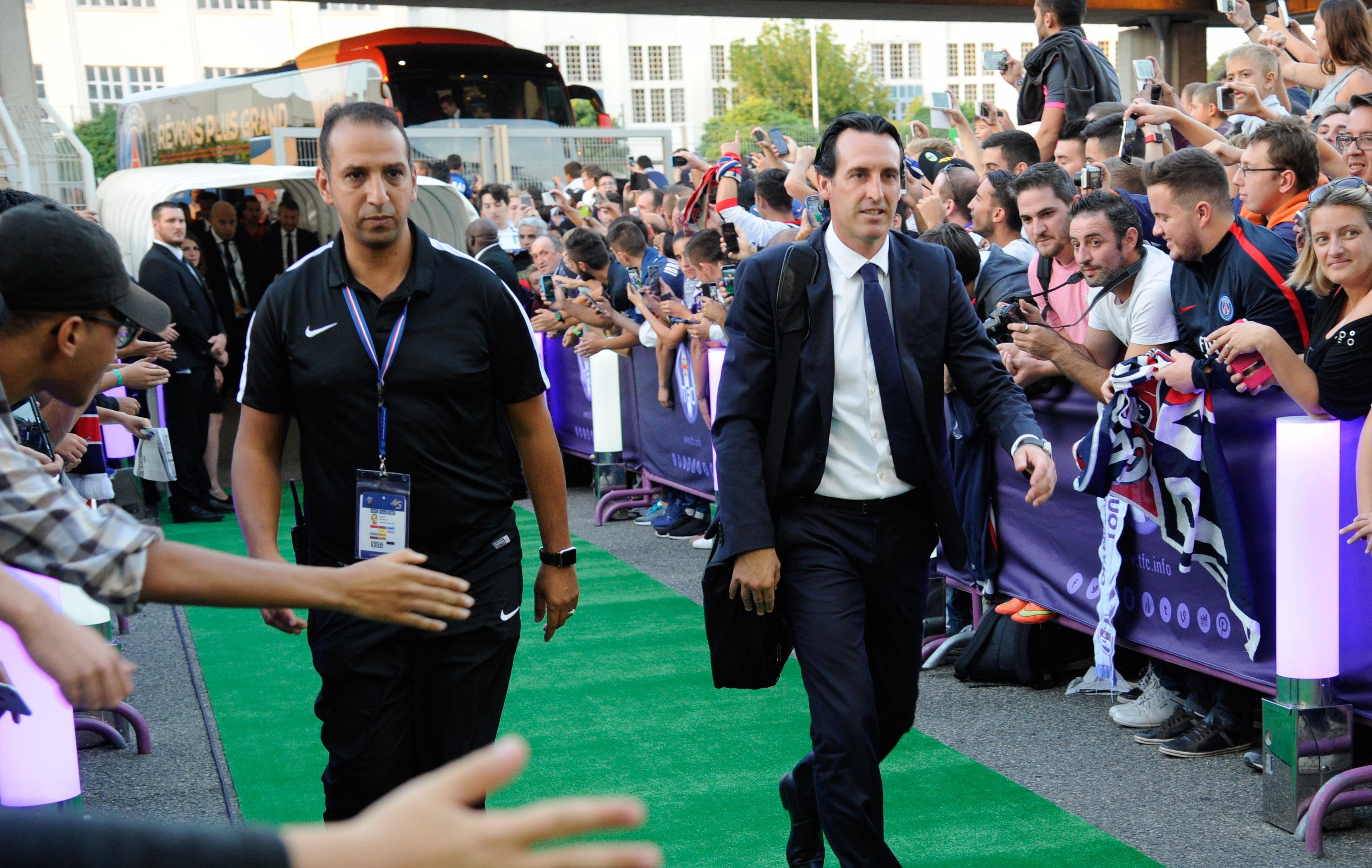 Football - Ligue 1 - Les recettes d'Emery pour se faire apprécier des employés du PSG