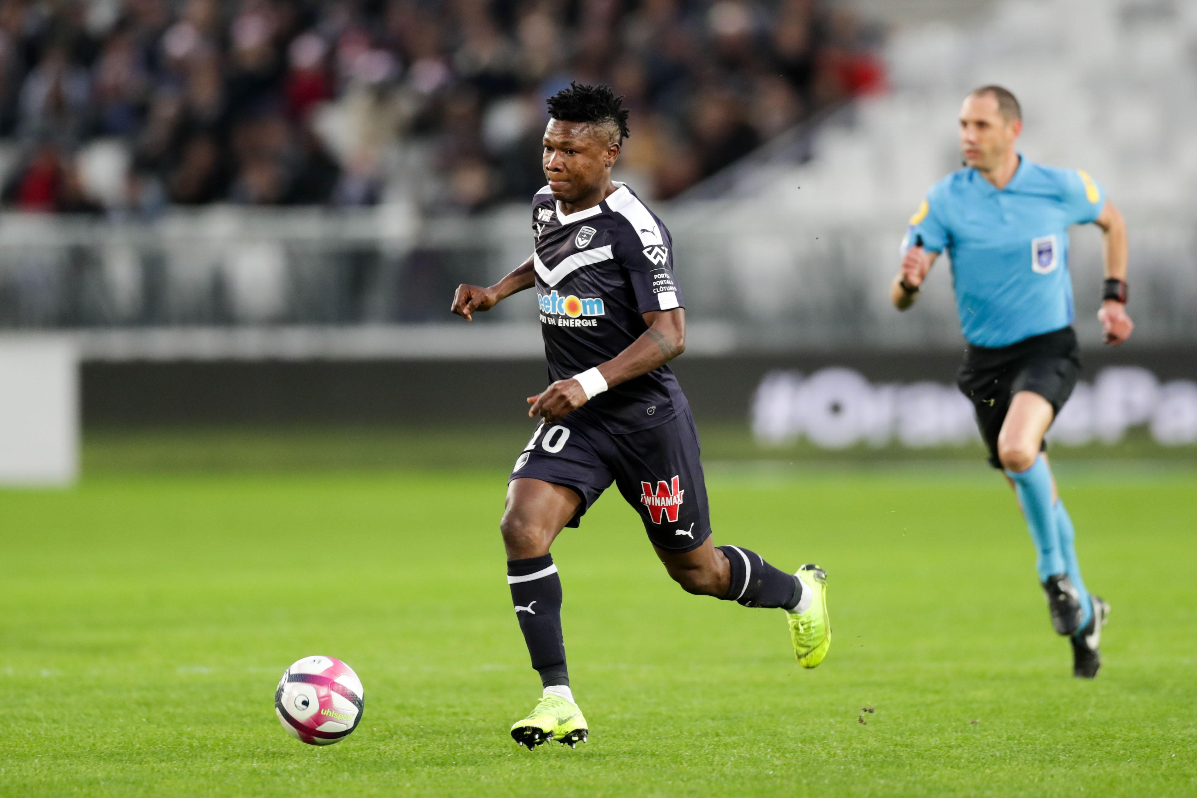 Football - Ligue 1 - Ligue 1 : Bordeaux-Dijon en direct
