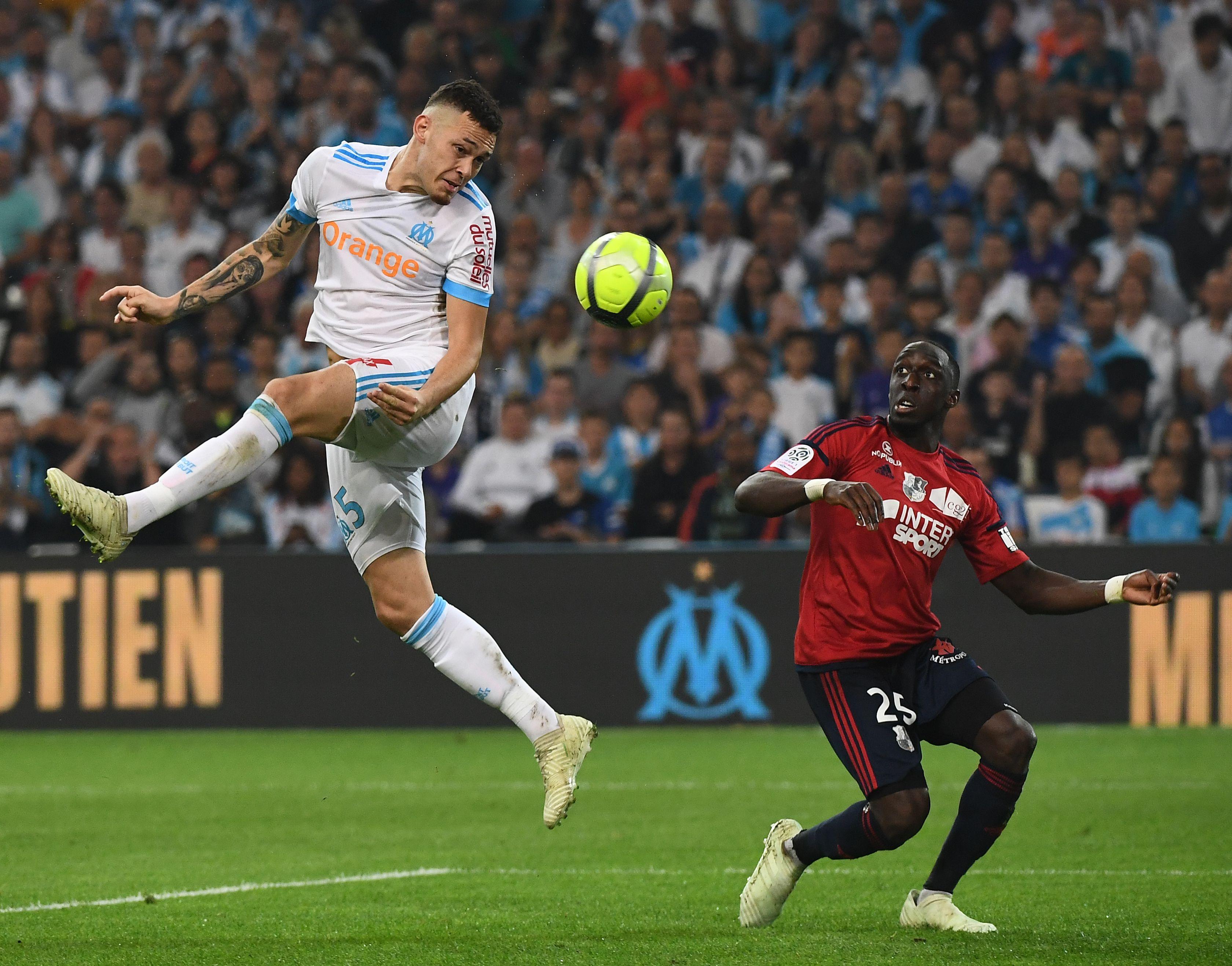 Football - Ligue 1 - Ligue 1 : Double peine pour l'OM, Toulouse a peur