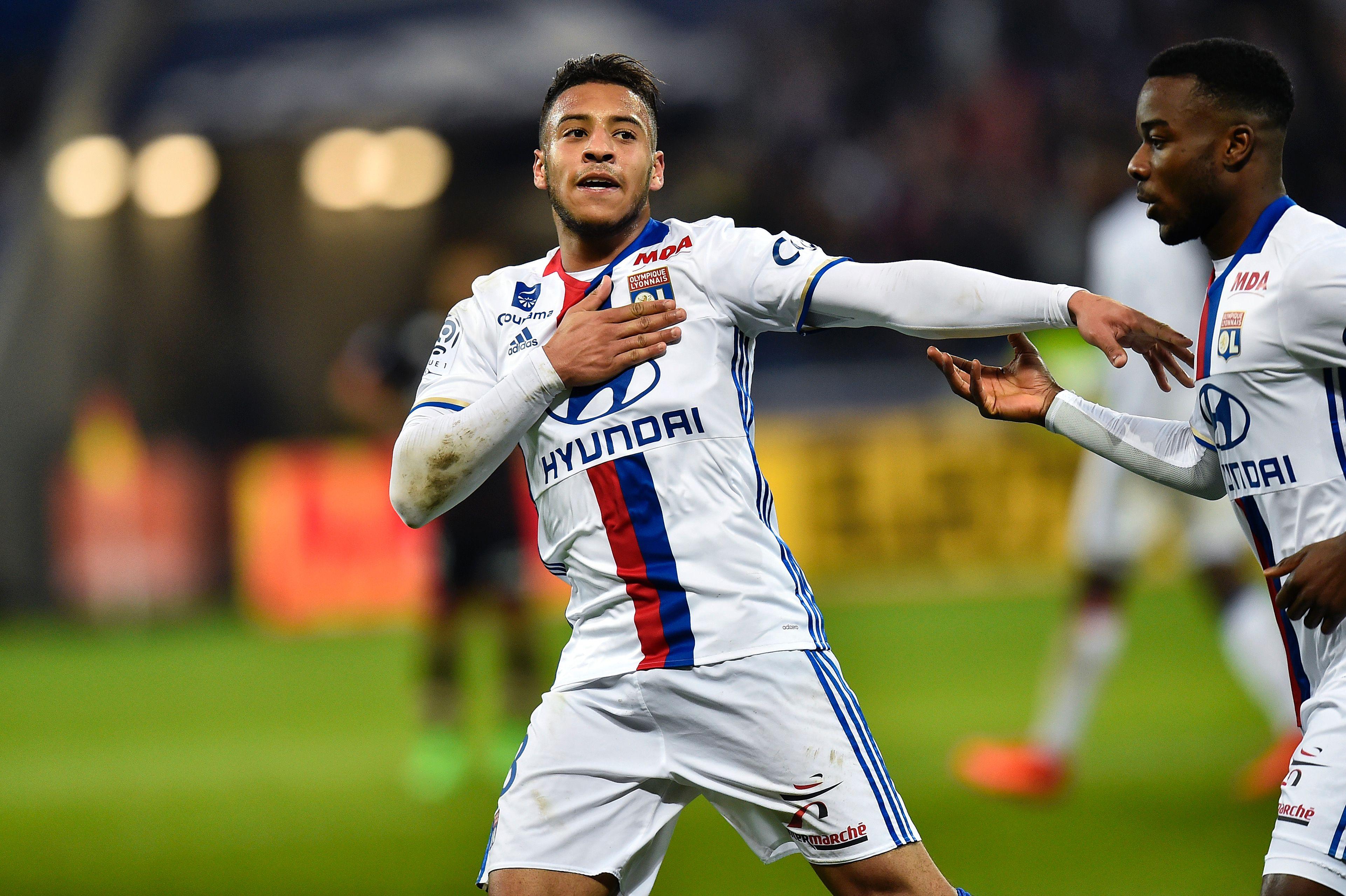 Football - Ligue 1 - Ligue 1 : L'équipe type de la 26e journée
