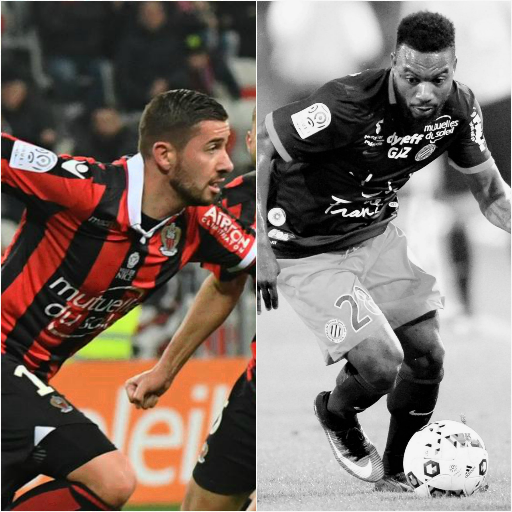 Football - Ligue 1 - Ligue 1 : les Tops et Flops de Nice-Montpellier