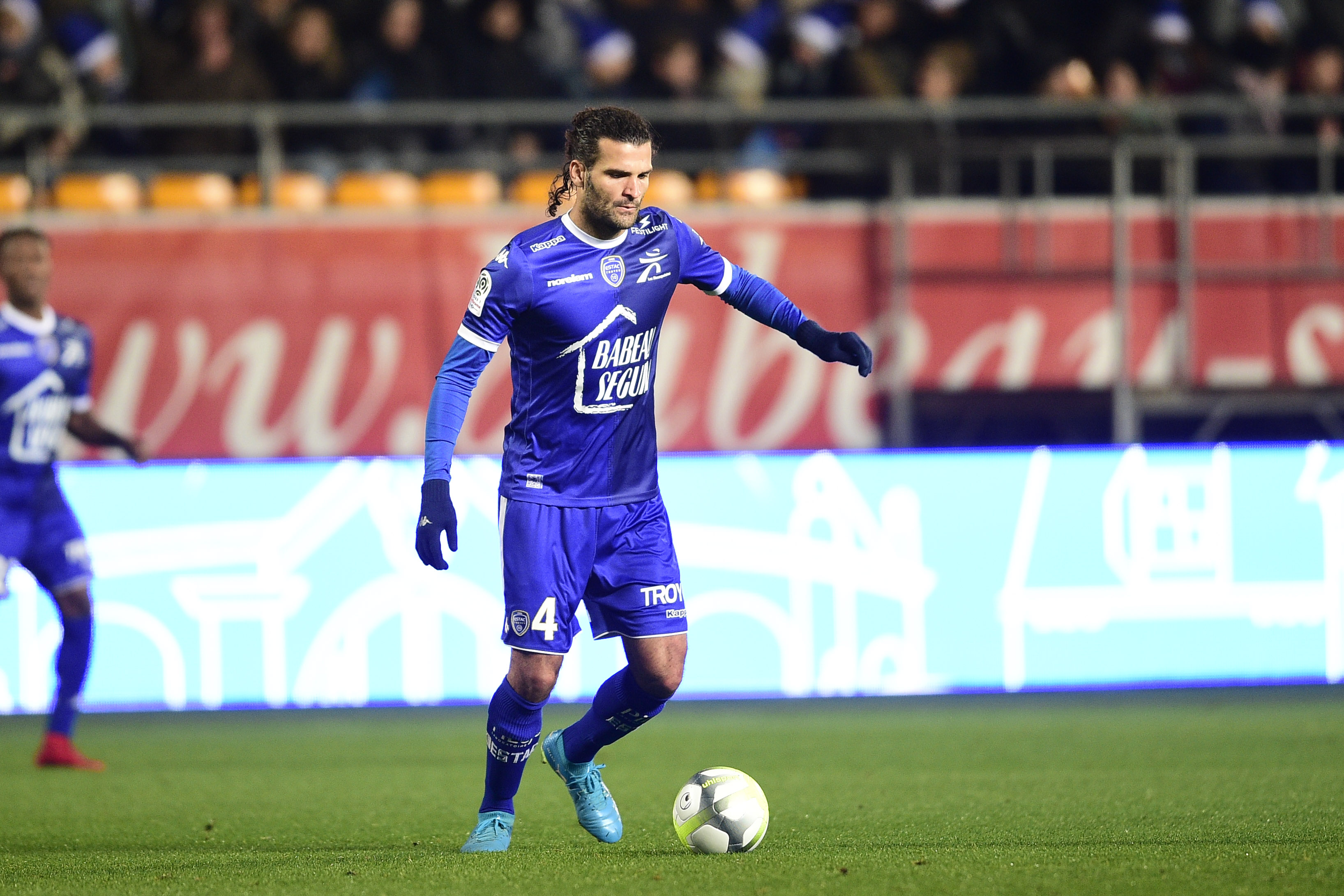 Football - Ligue 1 - Ligue 1 : Troyes - Dijon en direct