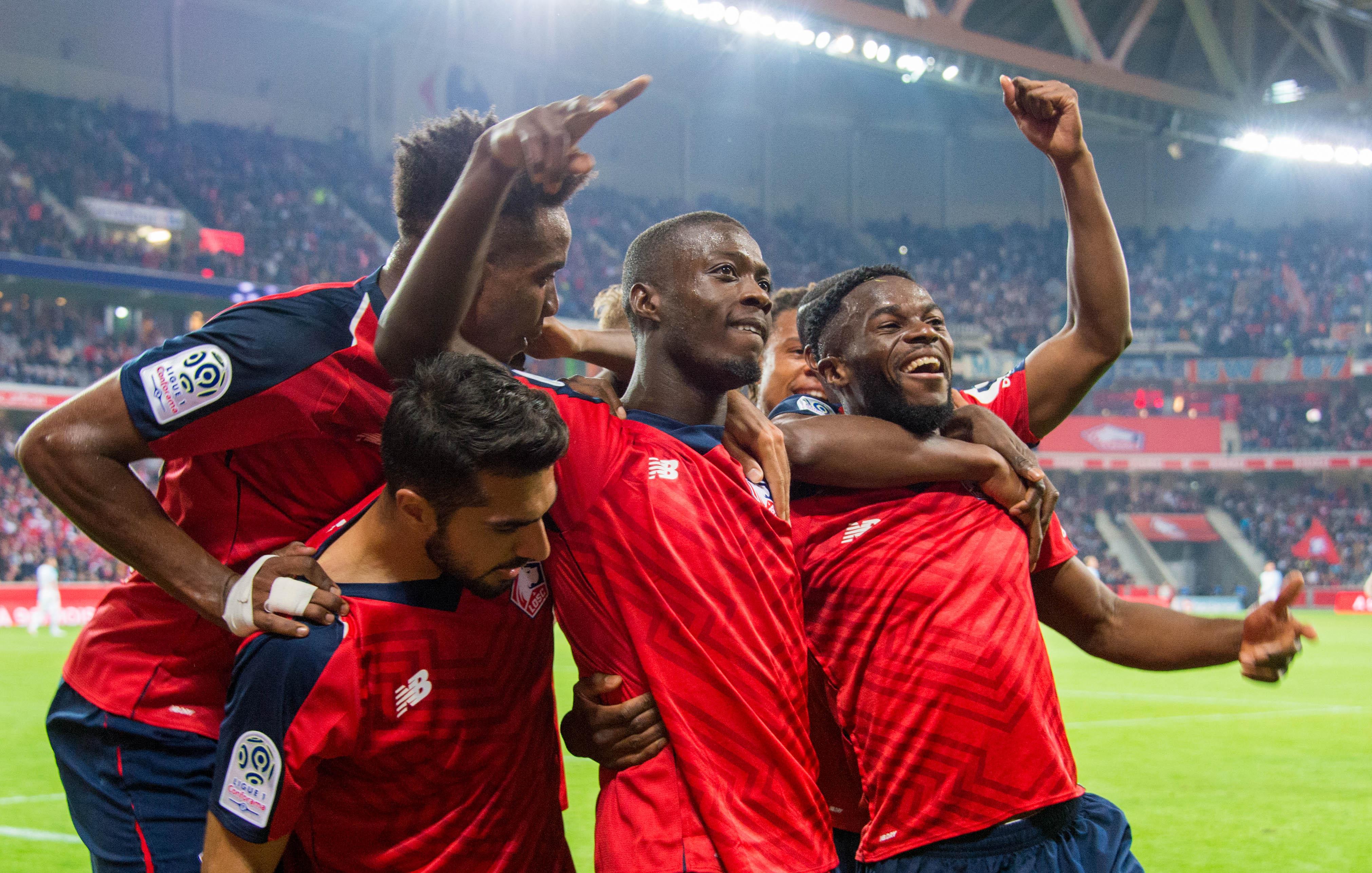 Football - Ligue 1 - Lille dauphin du Paris SG, pourquoi faut-il y croire ... ou non